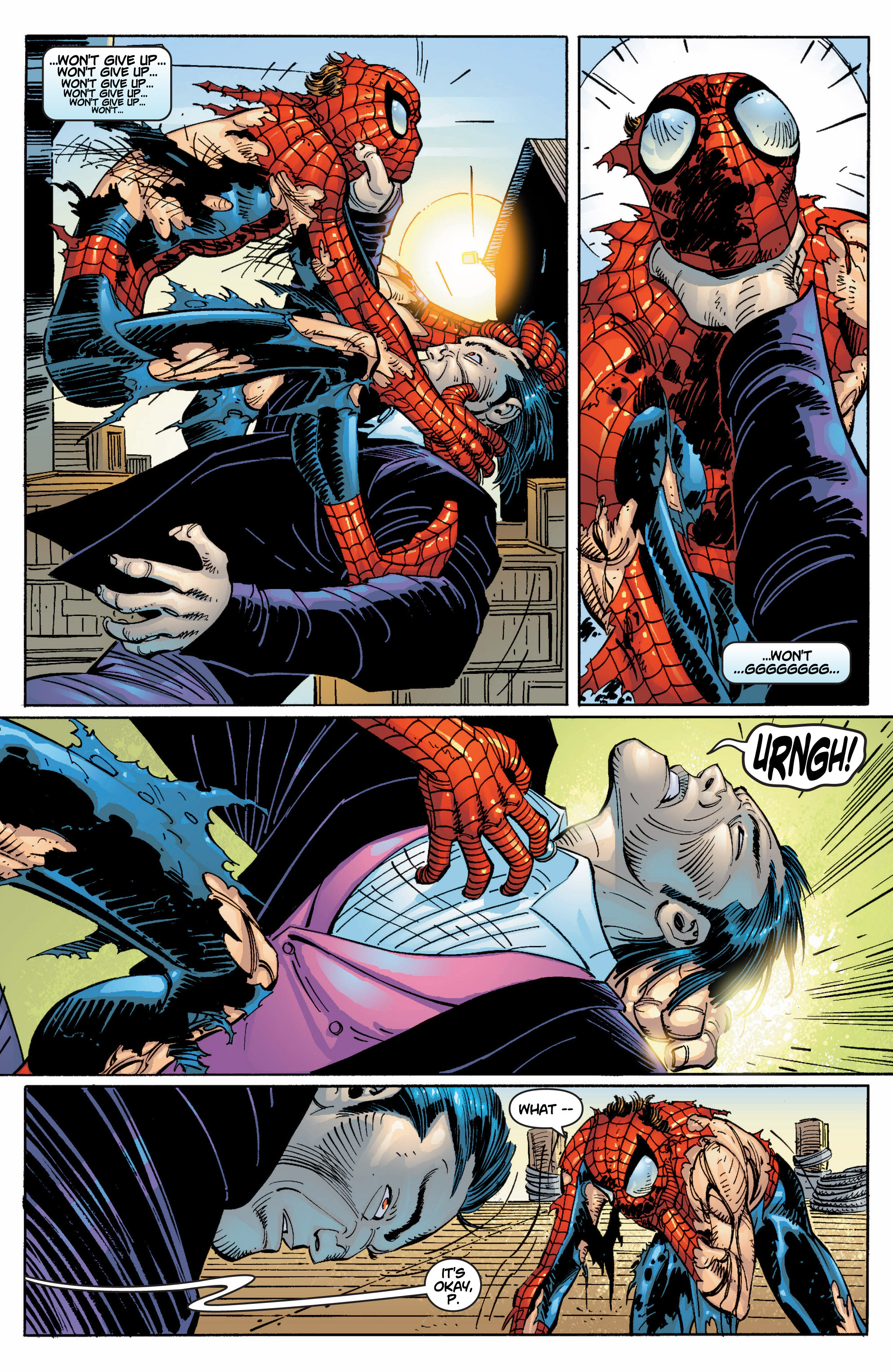 The Amazing Spider-Man (1999) 34 Page 15