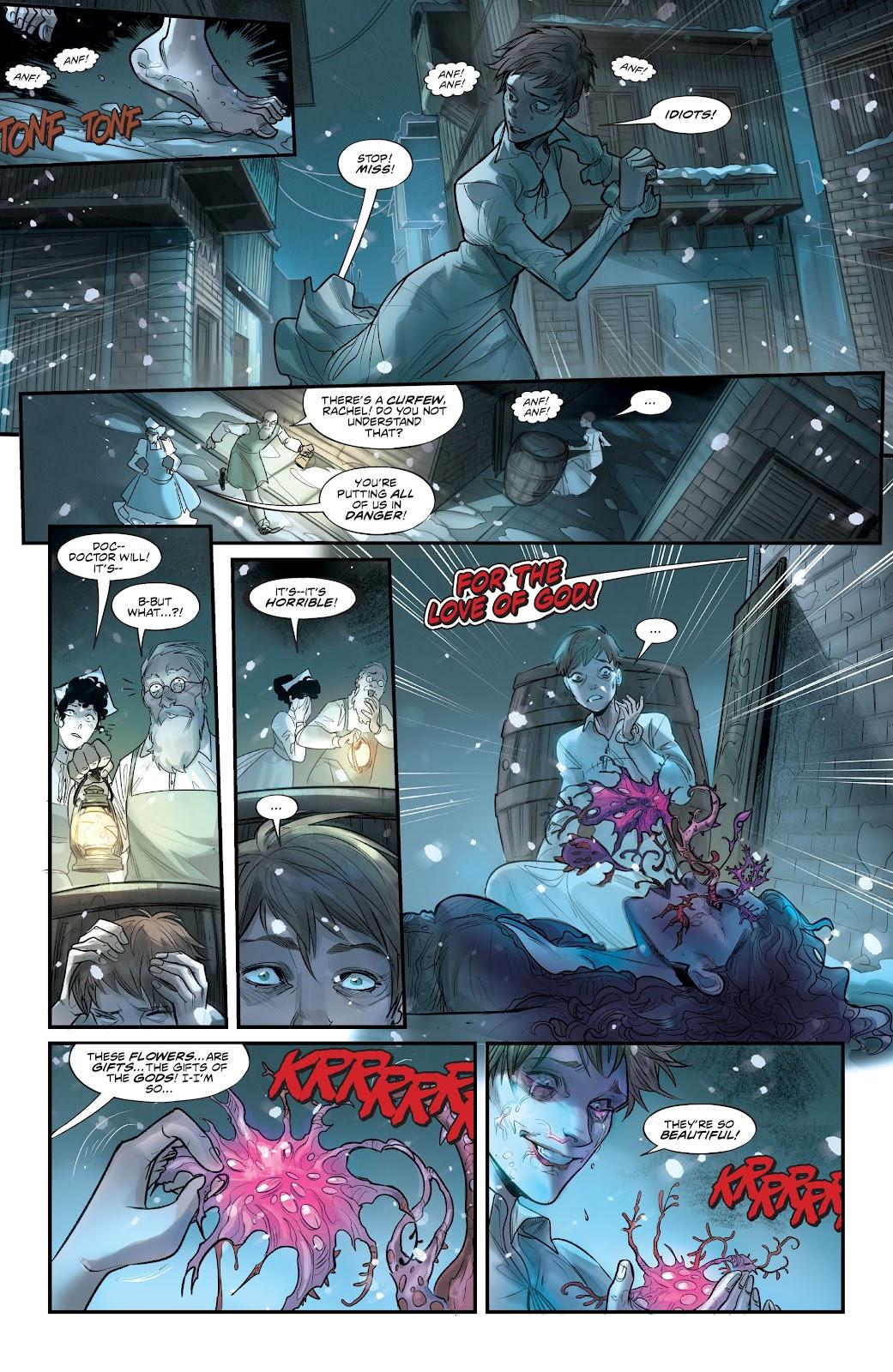 Read online Mirka Andolfo's Mercy comic -  Issue #2 - 3