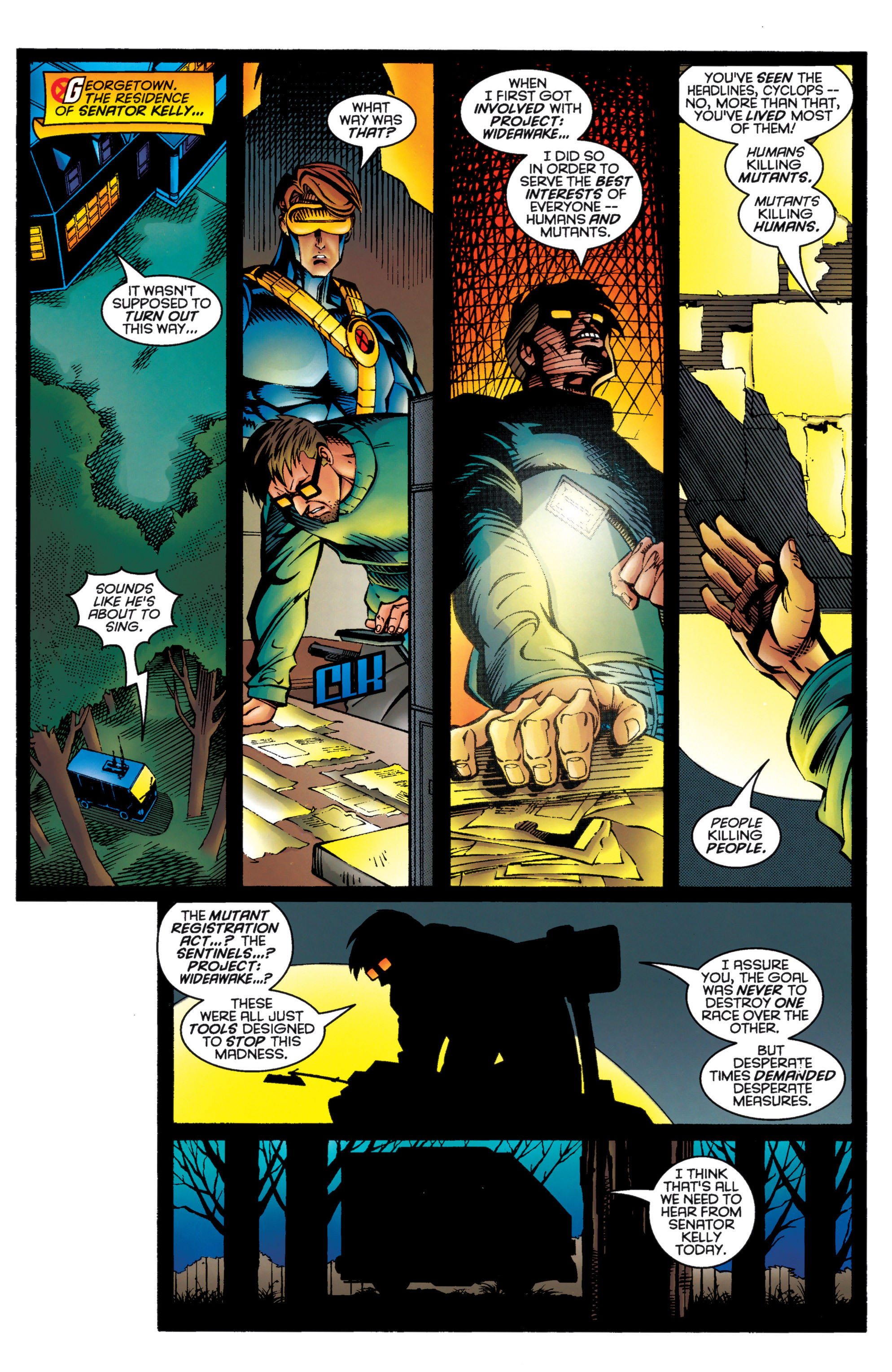 Read online Uncanny X-Men (1963) comic -  Issue #333 - 12