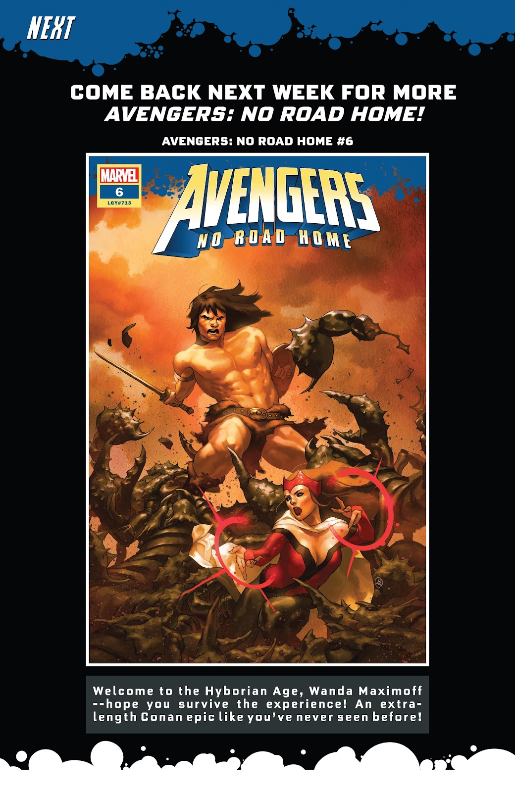 Read online Avengers No Road Home comic -  Issue #5 - 25