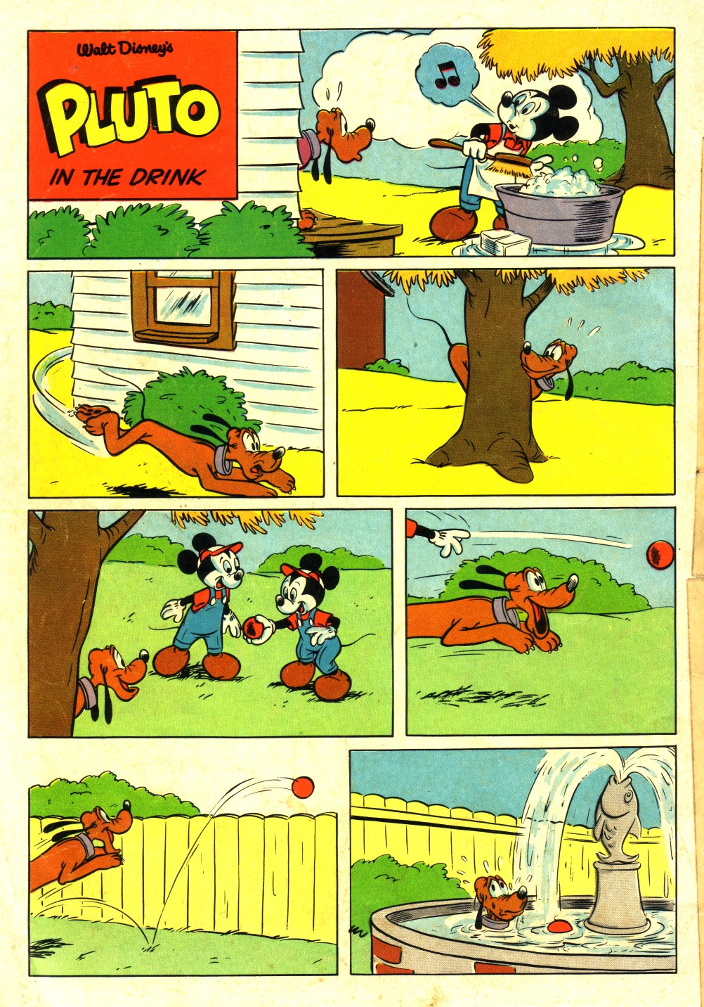 Four Color Comics issue 1143 - Page 36