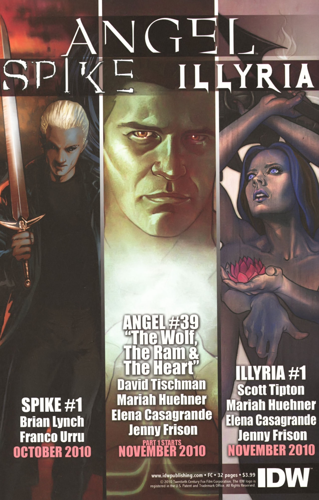 Read online Silent Hill: Past Life comic -  Issue #1 - 32