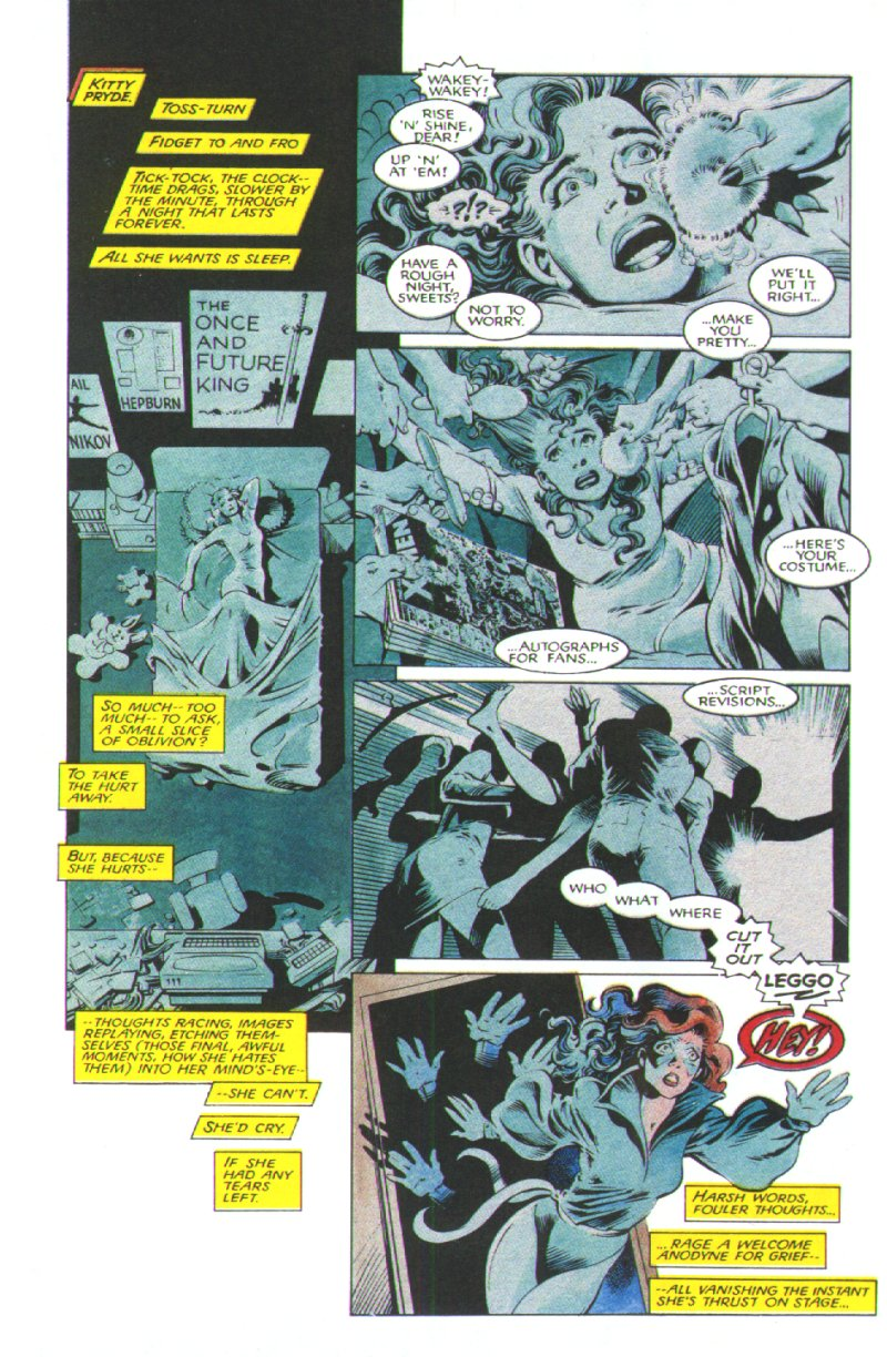 Read online Excalibur: The Sword is Drawn comic -  Issue # Full - 3