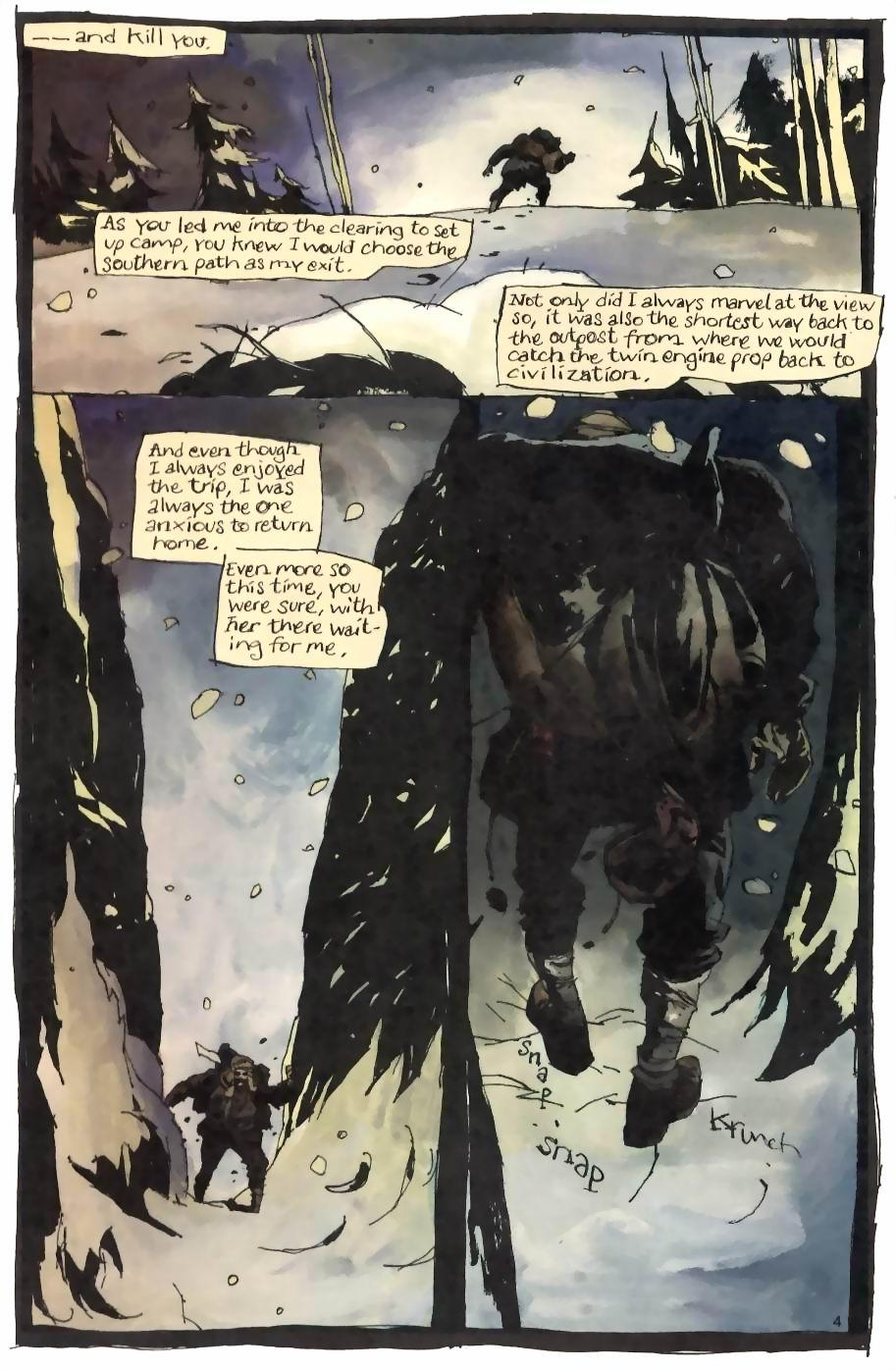 Read online Flinch comic -  Issue #4 - 5