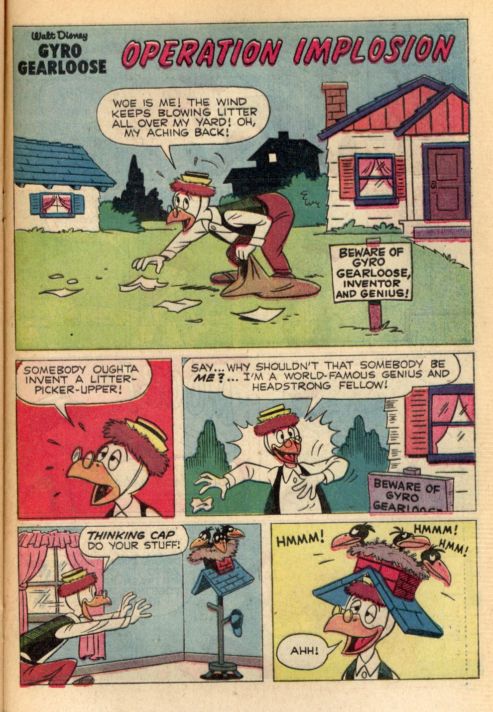 Read online Uncle Scrooge (1953) comic -  Issue #82 - 21