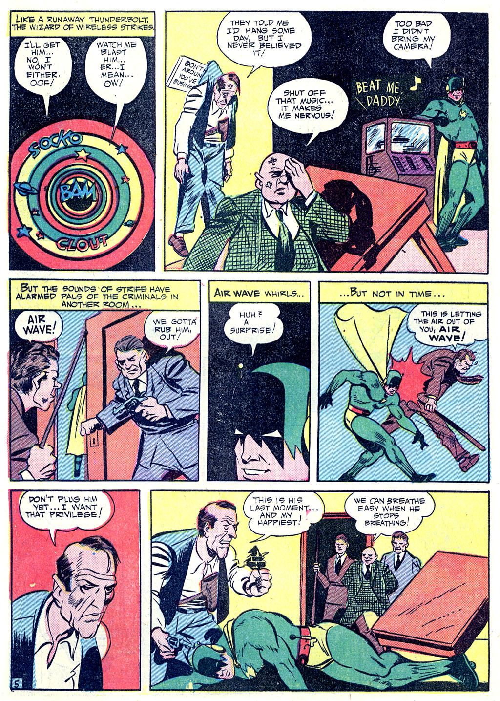 Read online Detective Comics (1937) comic -  Issue #68 - 54