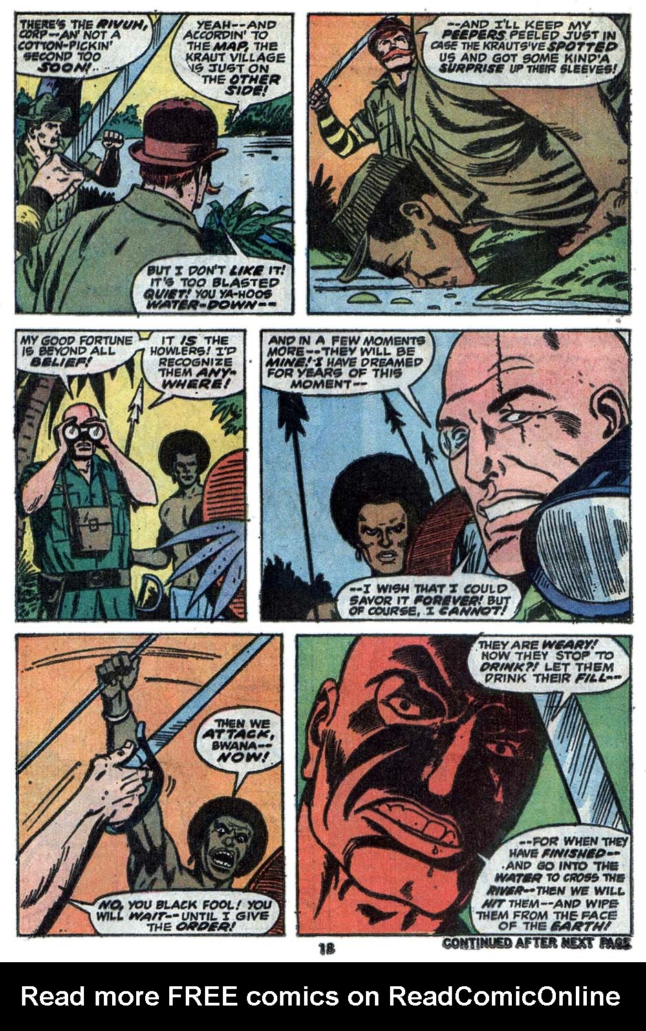 Read online Sgt. Fury comic -  Issue #114 - 20