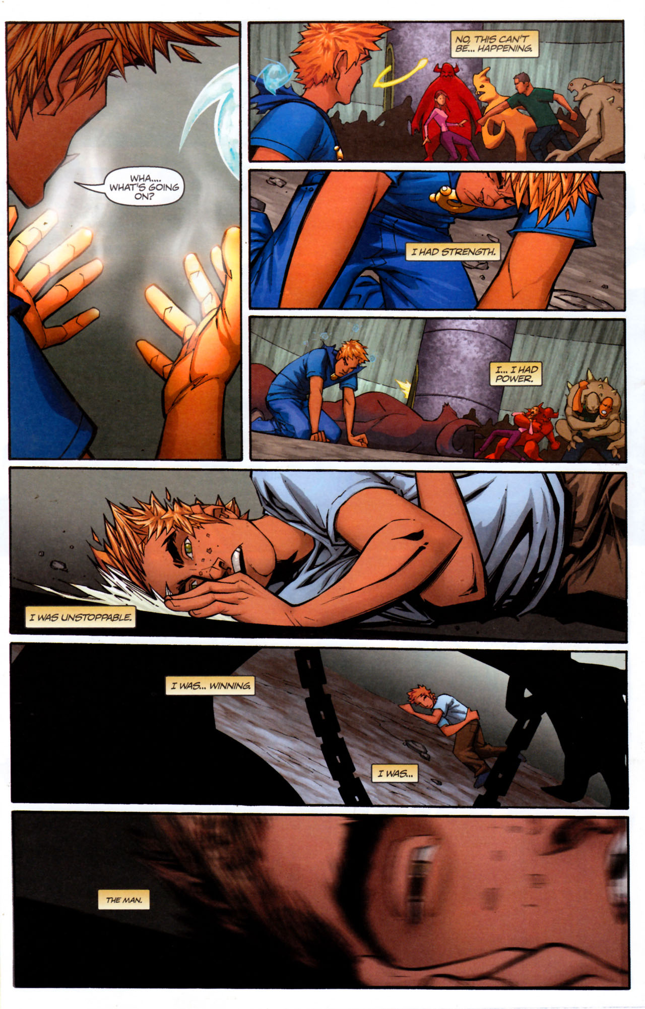 Read online Shrugged (2006) comic -  Issue #7 - 11