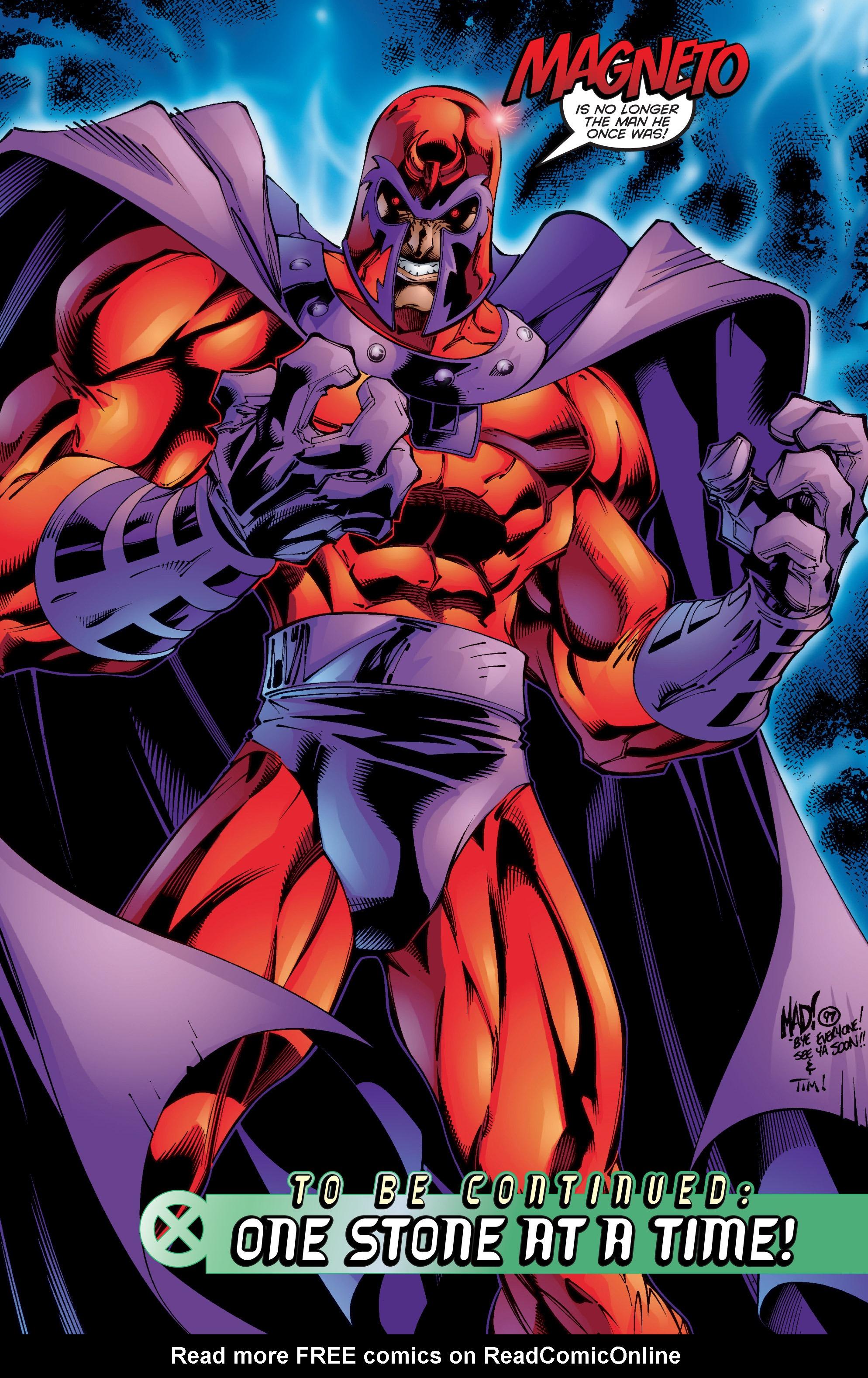 Read online Uncanny X-Men (1963) comic -  Issue #350 - 37