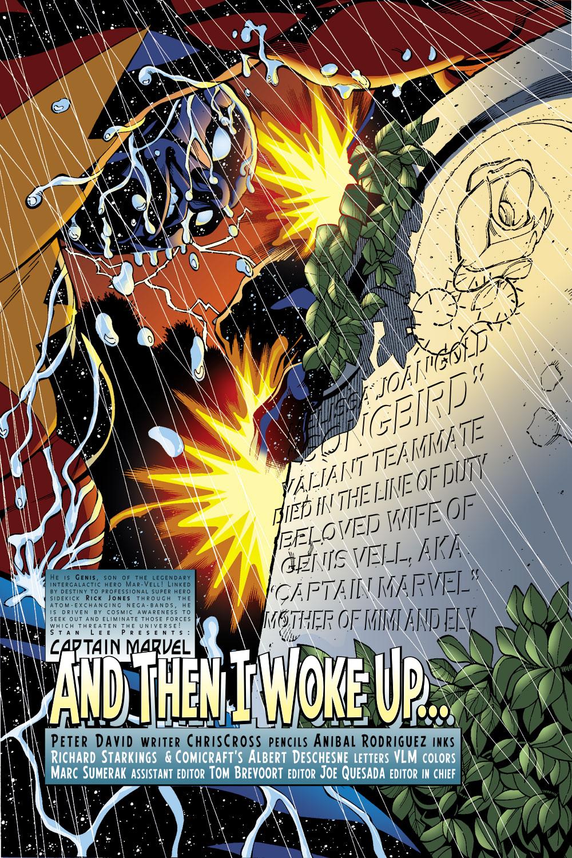 Captain Marvel (1999) Issue #19 #20 - English 3