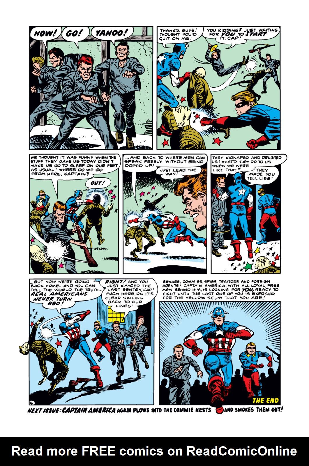 Captain America Comics 76 Page 25