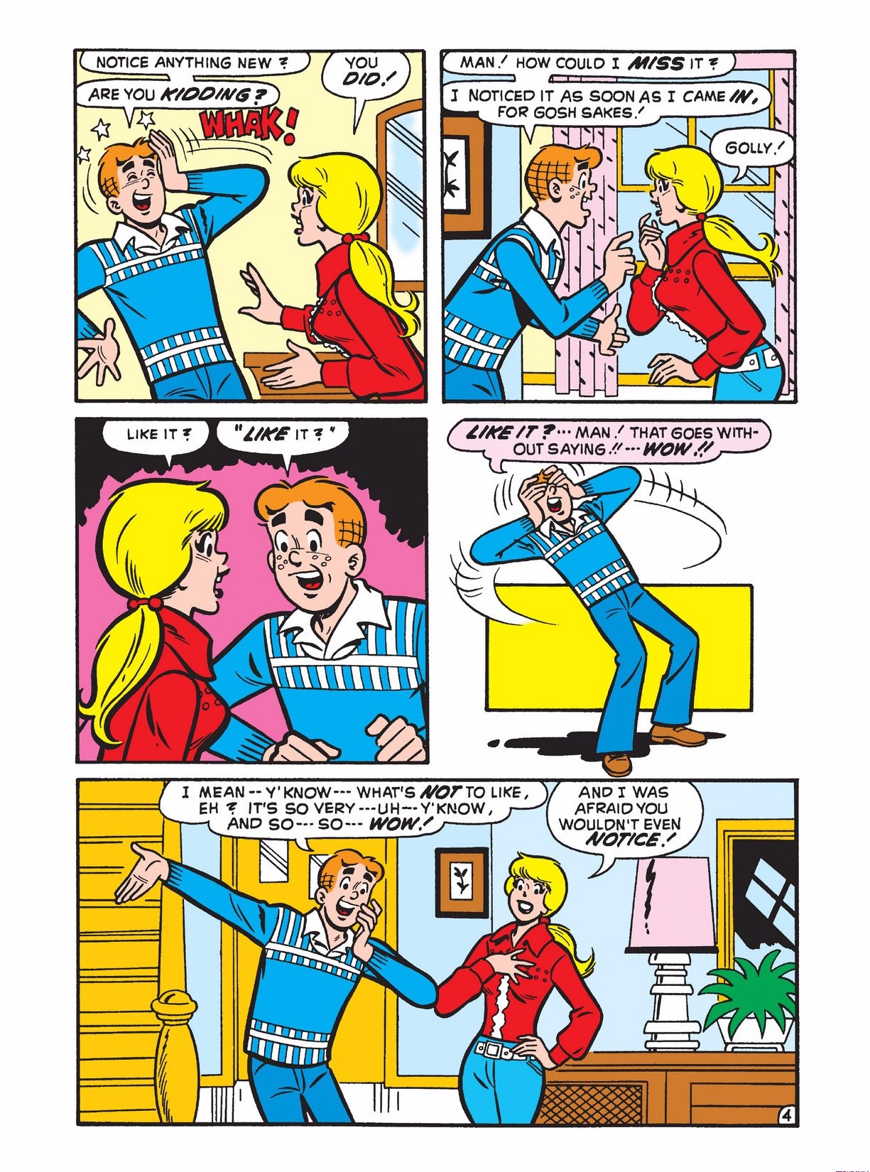 Read online Archie 1000 Page Comics Bonanza comic -  Issue #3 (Part 2) - 58