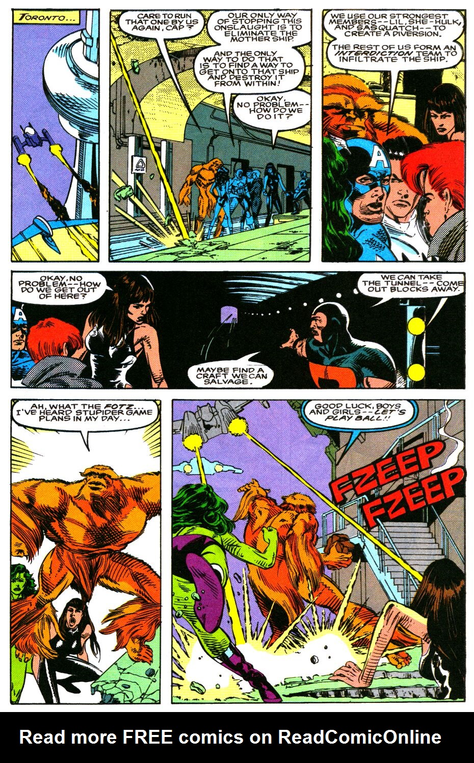 Read online Alpha Flight Special comic -  Issue #4 - 15