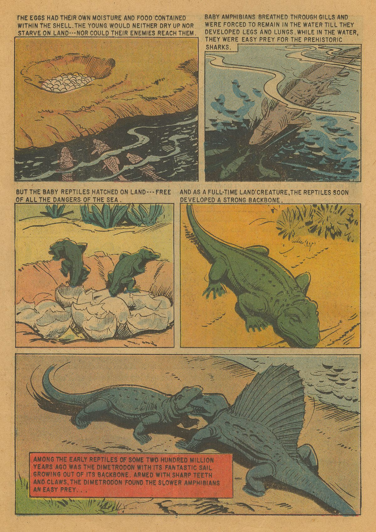 Read online Turok, Son of Stone comic -  Issue #22 - 18