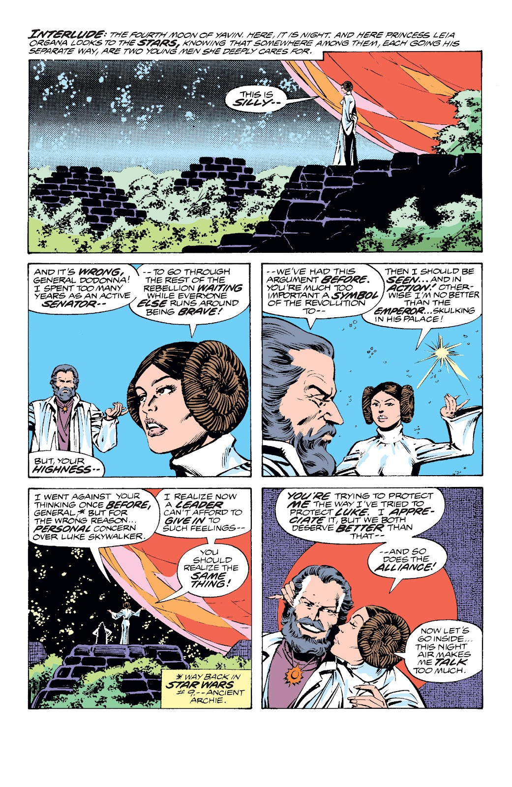 Read online Star Wars Legends: The Original Marvel Years - Epic Collection comic -  Issue # TPB 2 (Part 1) - 70