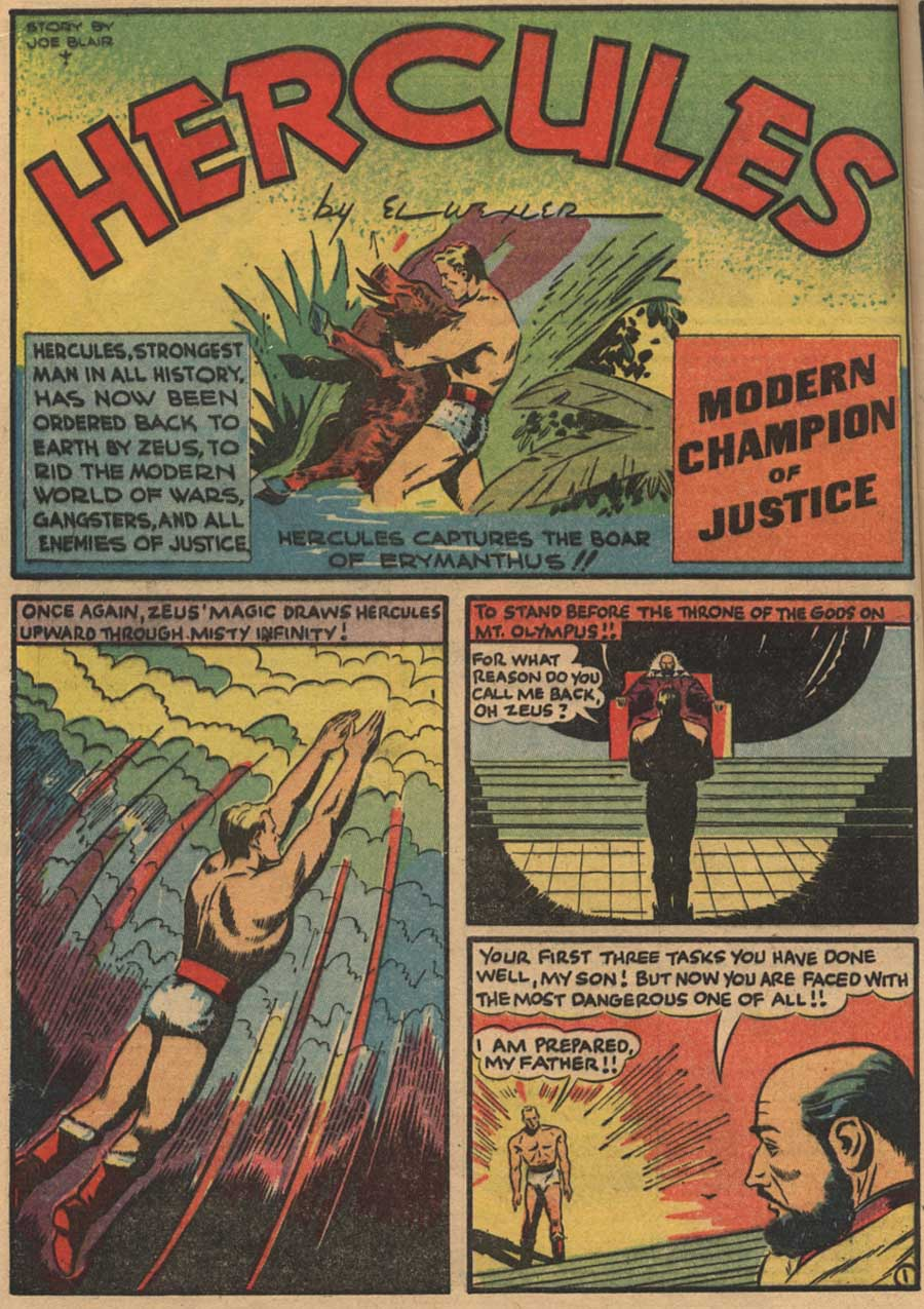 Blue Ribbon Comics (1939) issue 7 - Page 16