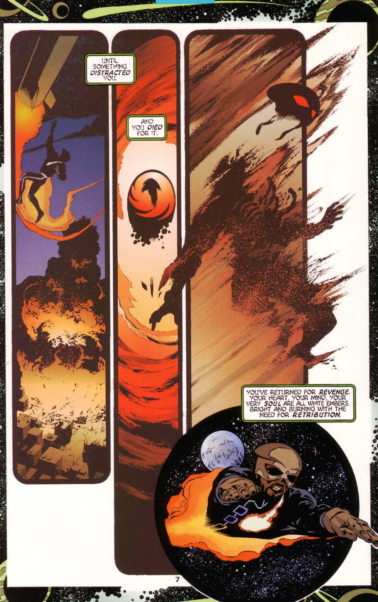 Read online Tangent Comics/ Green Lantern comic -  Issue # Full - 8