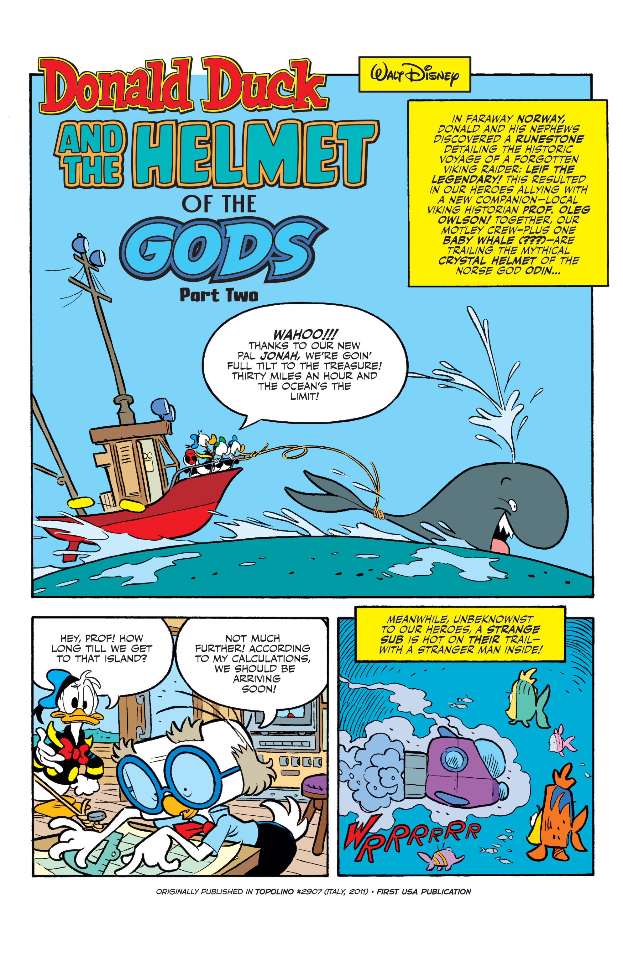 Read online Donald Duck (2015) comic -  Issue #21 - 3