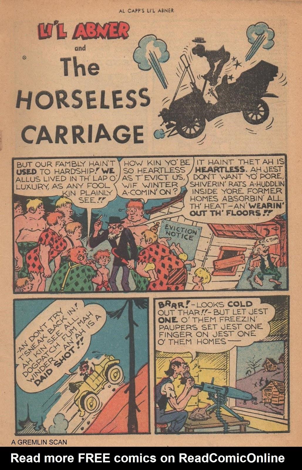 Li'l Abner Comics issue 77 - Page 3