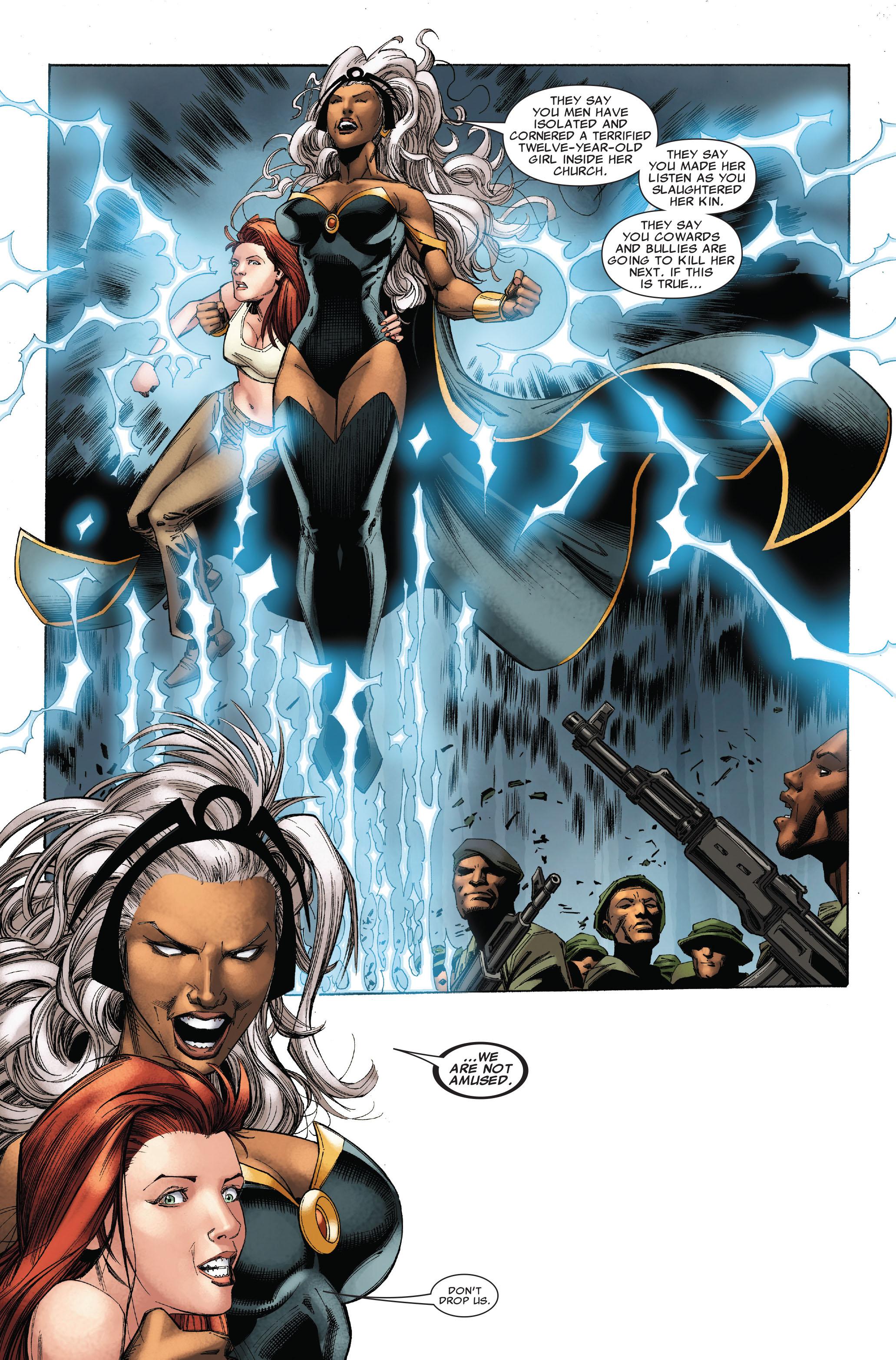 Read online Uncanny X-Men (1963) comic -  Issue #528 - 5