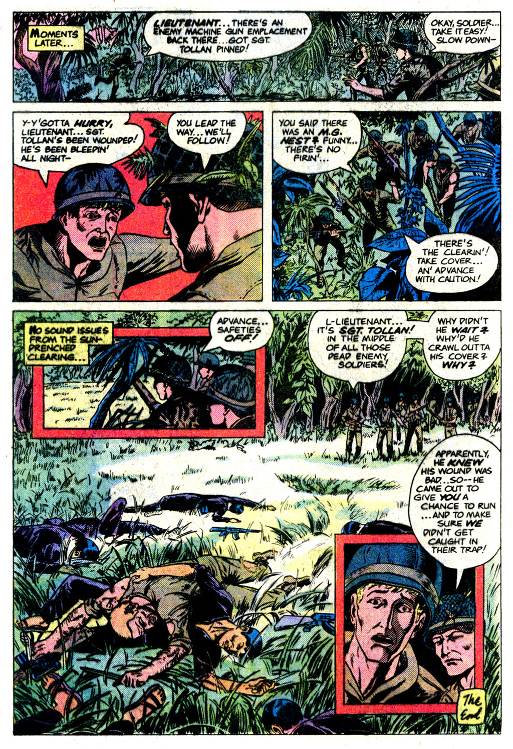 Sgt. Rock issue 360 - Page 23