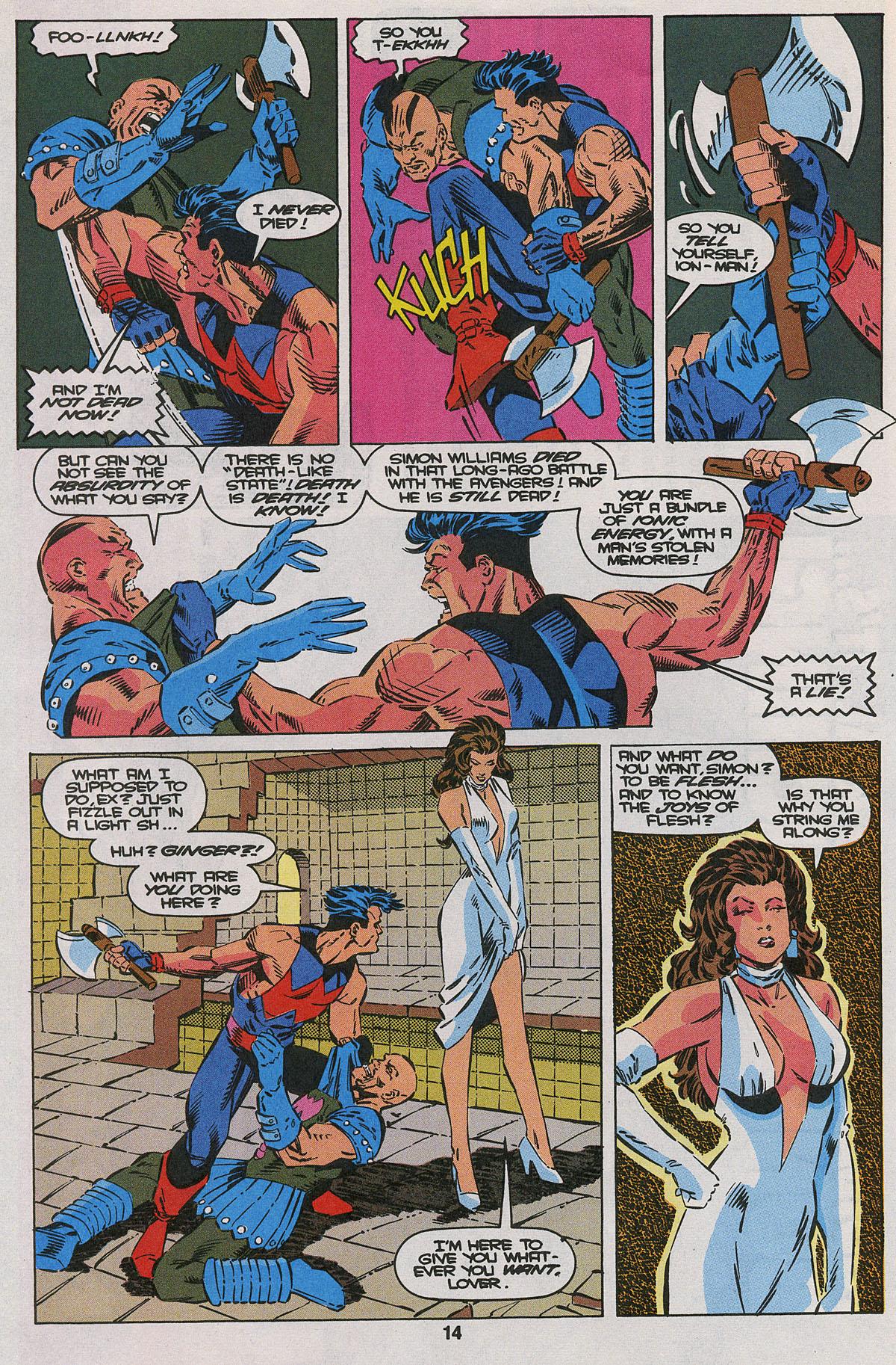 Read online Wonder Man (1991) comic -  Issue #22 - 10