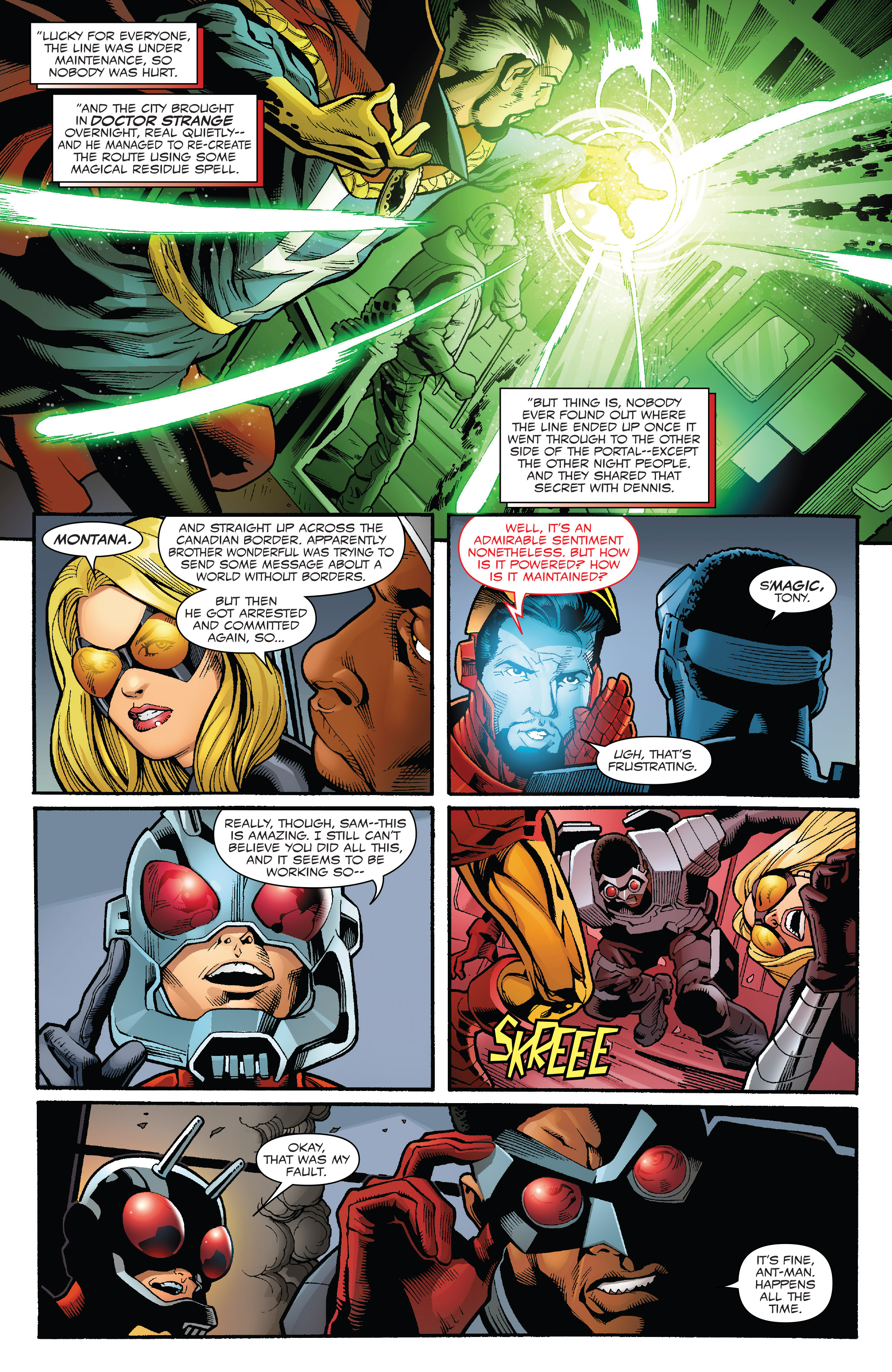 Read online Captain America: Sam Wilson comic -  Issue #23 - 9