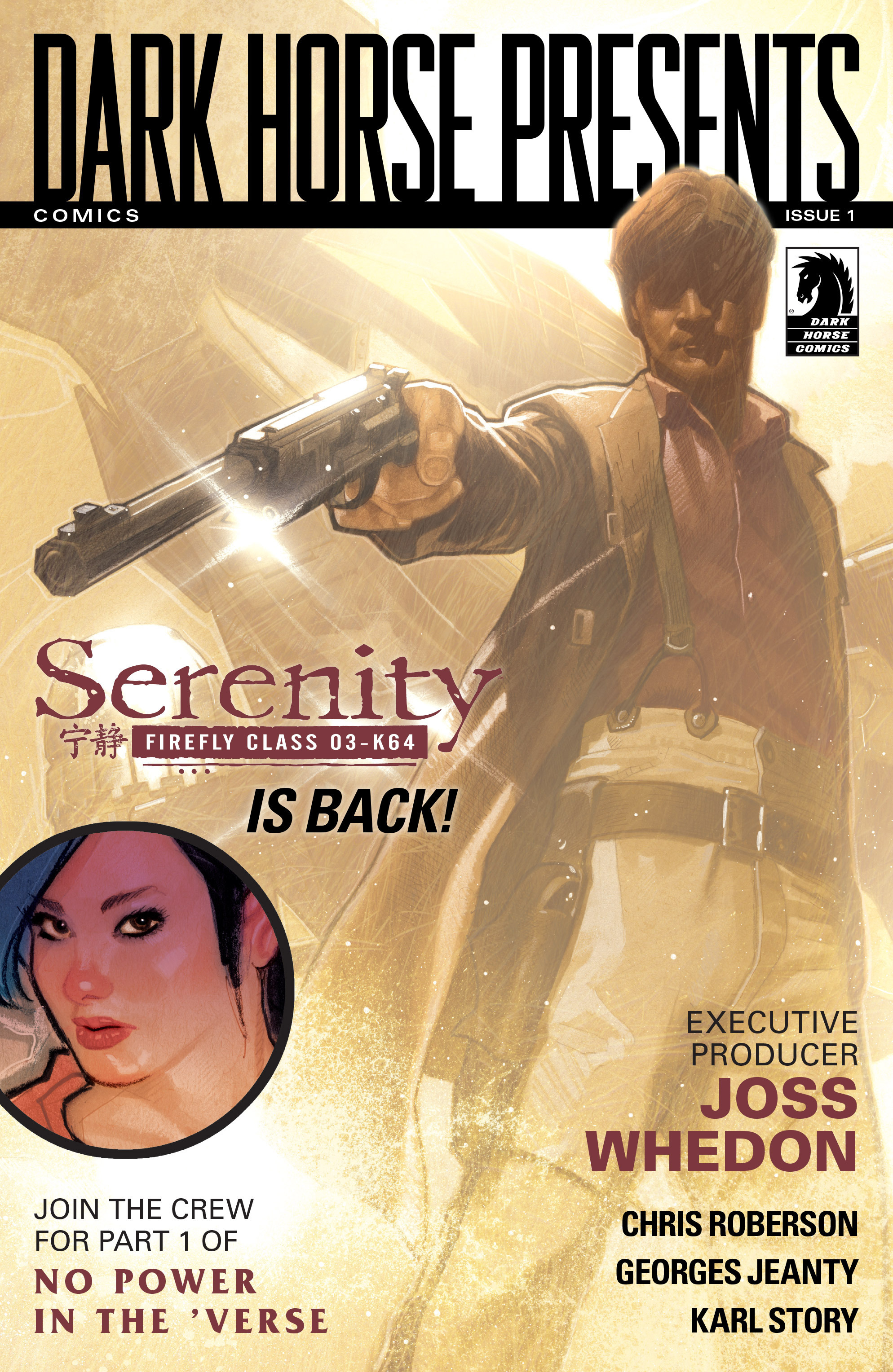 Read online Serenity: Firefly Class 03-K64 – No Power in the 'Verse comic -  Issue #1 - 4
