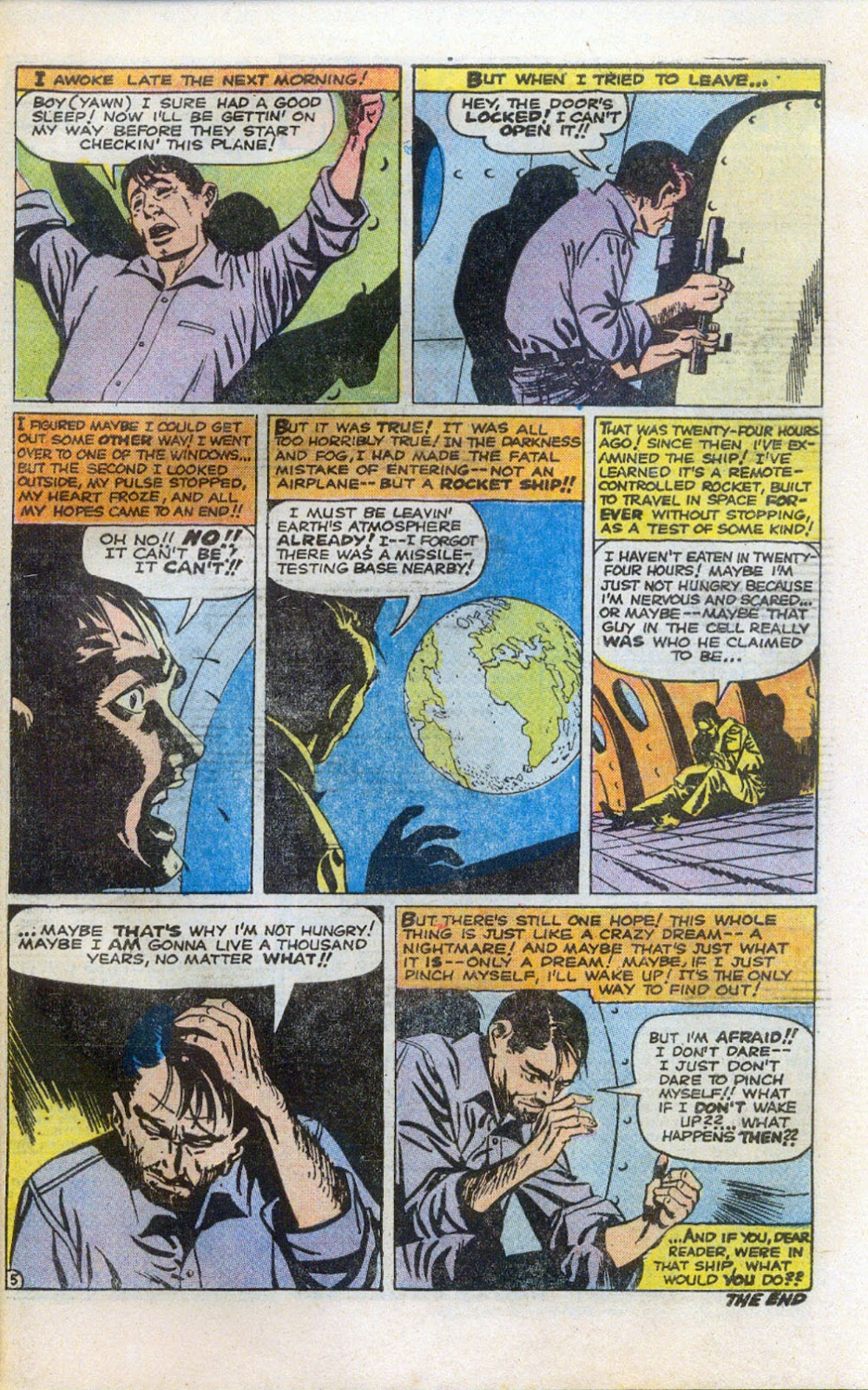 Crypt of Shadows (1973) issue 6 - Page 27