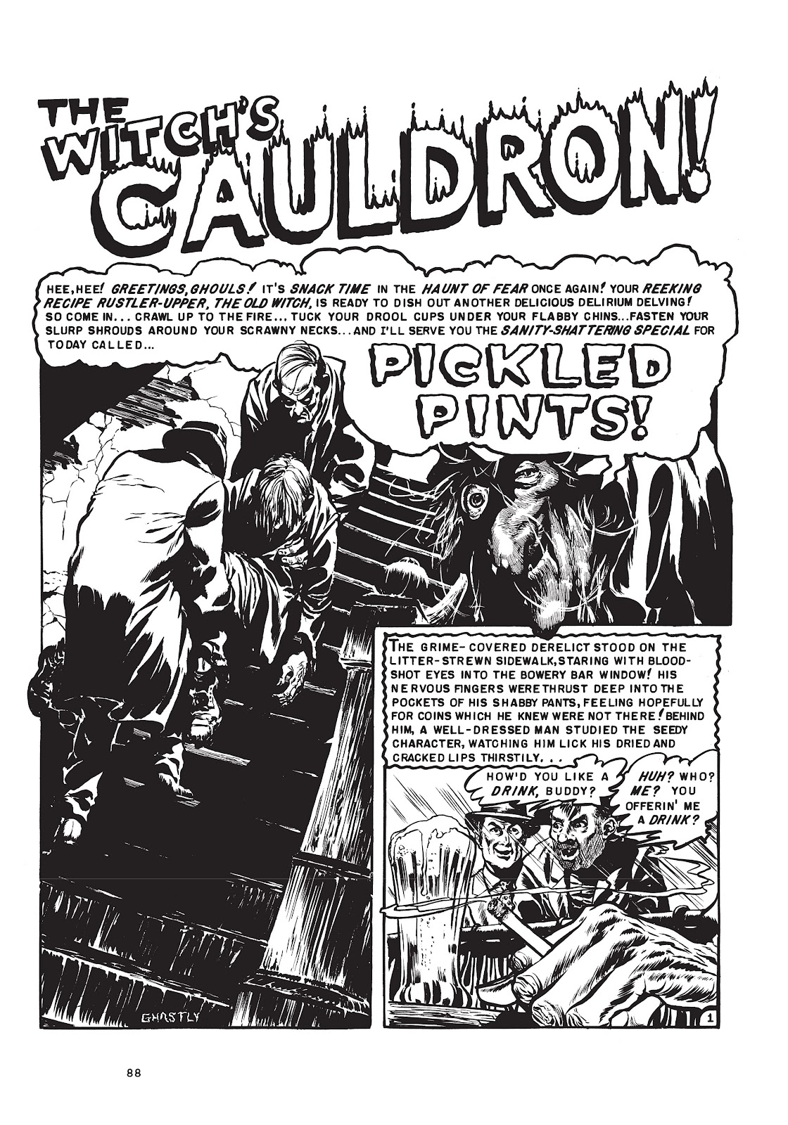 Read online Sucker Bait and Other Stories comic -  Issue # TPB (Part 2) - 3