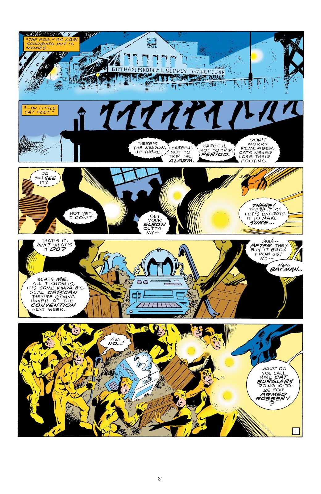 Read online Detective Comics (1937) comic -  Issue # _TPB Batman - The Dark Knight Detective 1 (Part 1) - 31