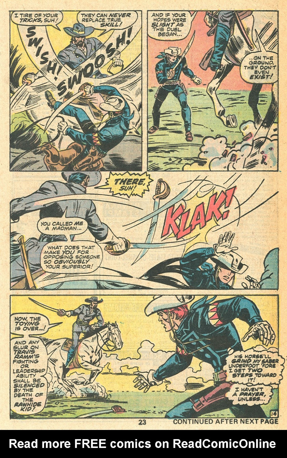 The Rawhide Kid (1955) issue 138 - Page 25