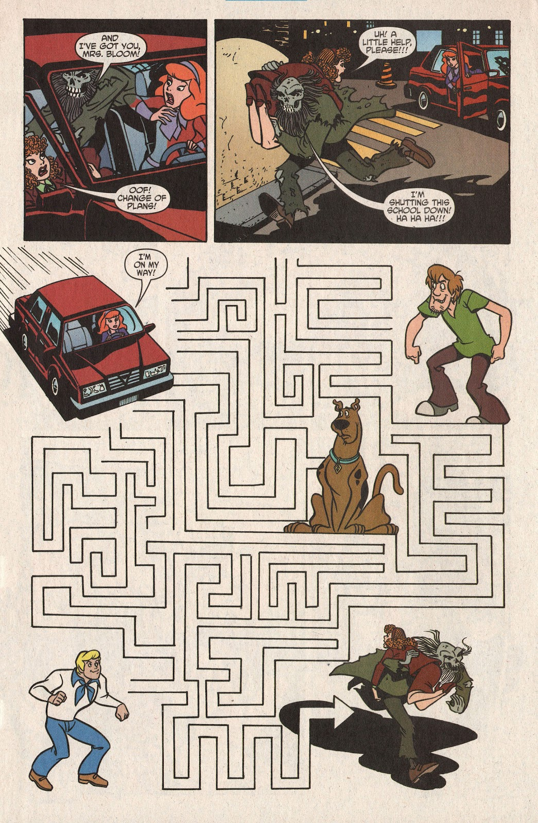 Read online Scooby-Doo (1997) comic -  Issue #101 - 47