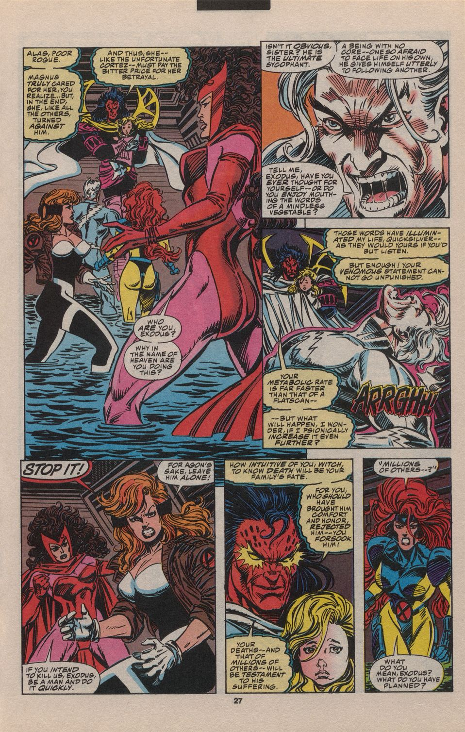 The Avengers (1963) 369 Page 20