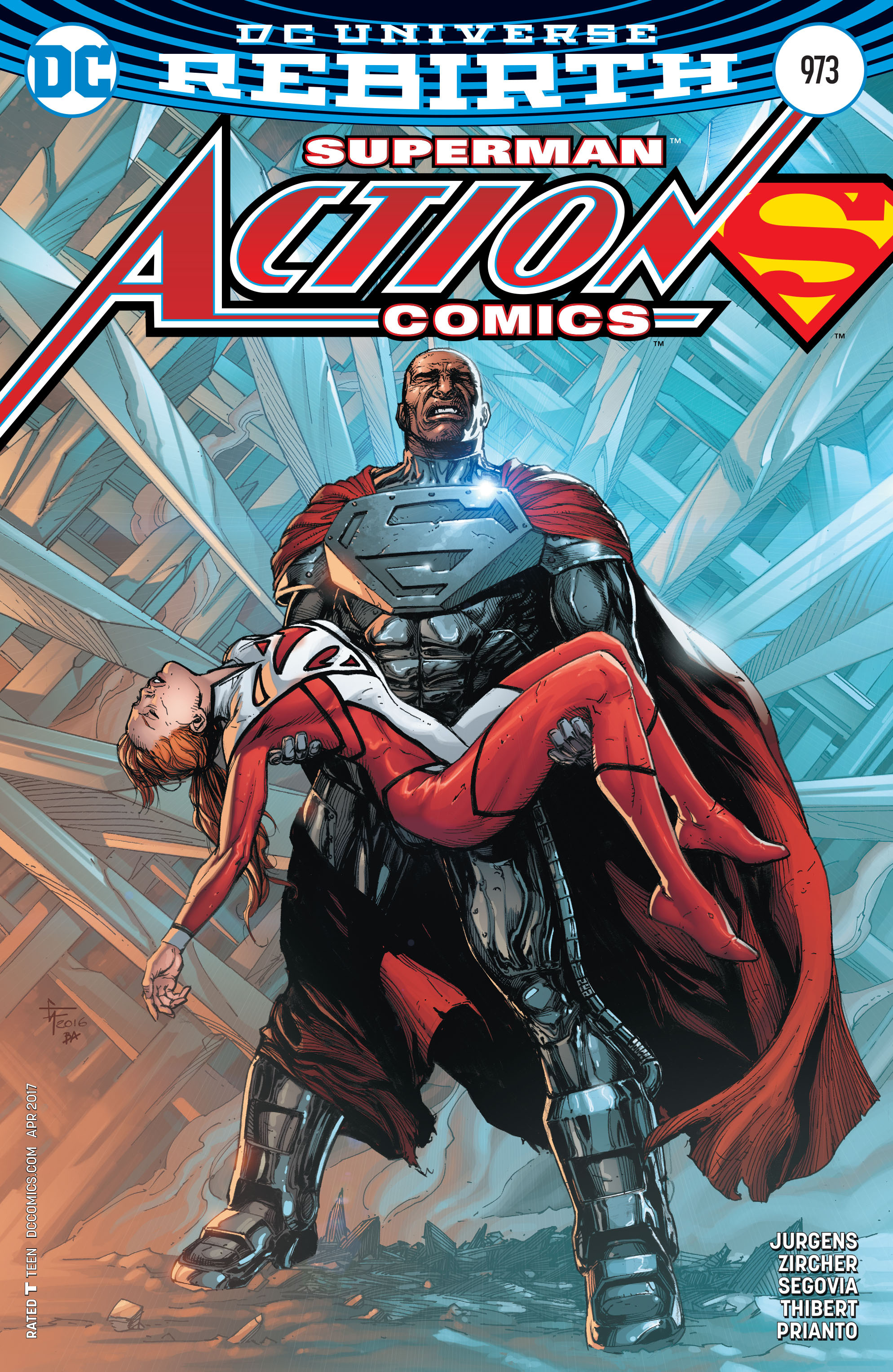 Read online Action Comics (2016) comic -  Issue #973 - 3