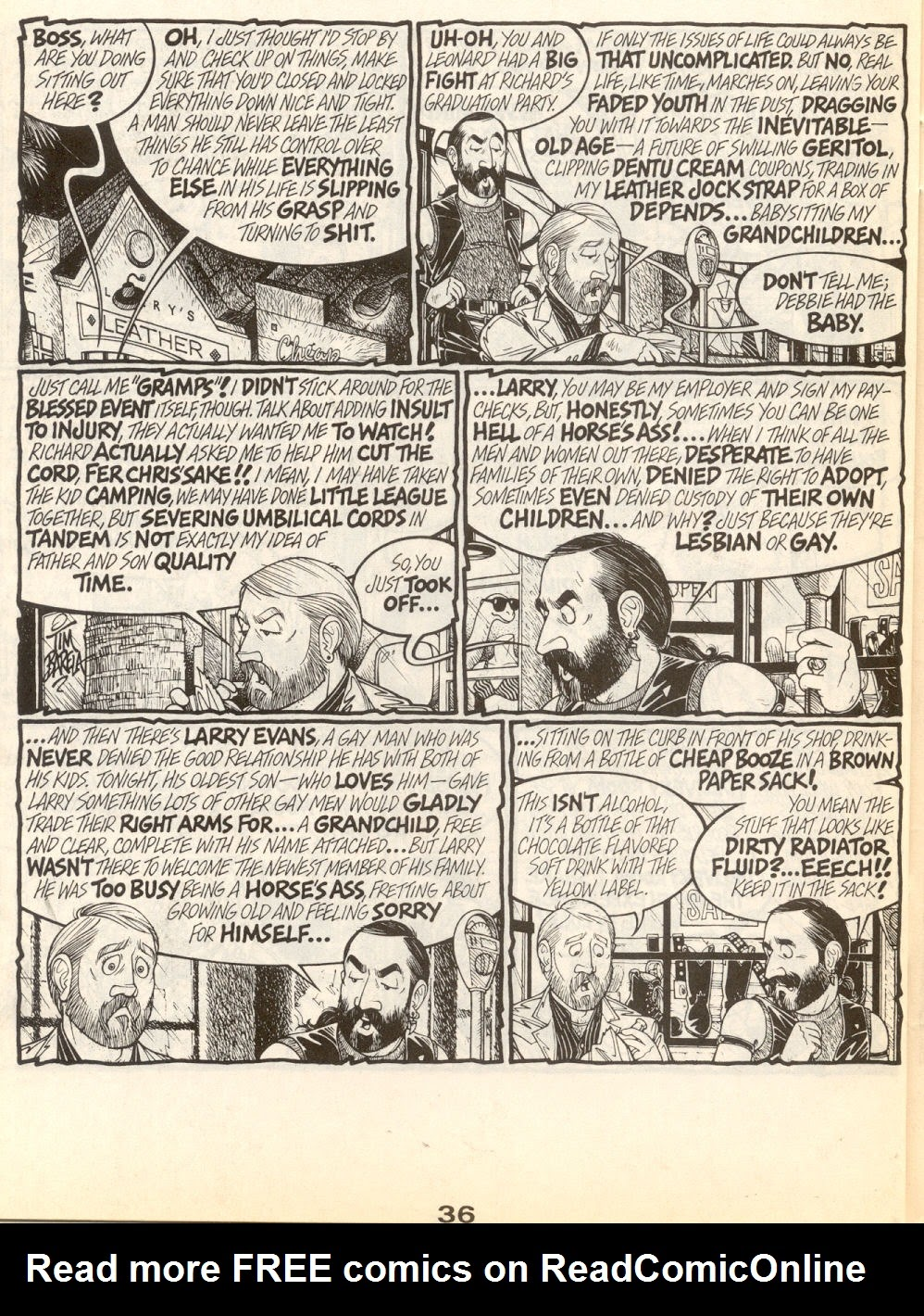 Gay Comix (Gay Comics) issue _Special_1 - Page 39