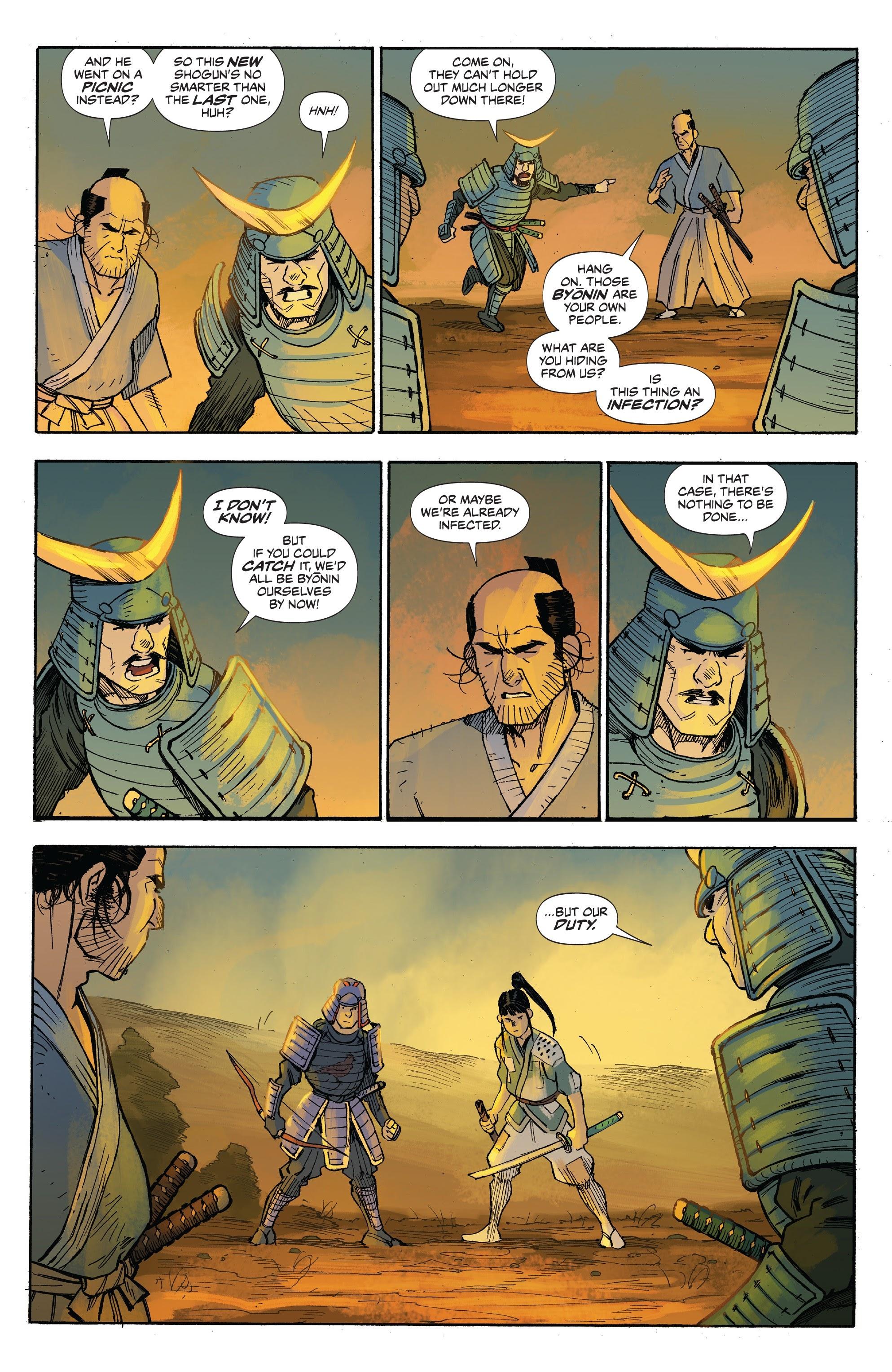Read online Ronin Island comic -  Issue #3 - 17