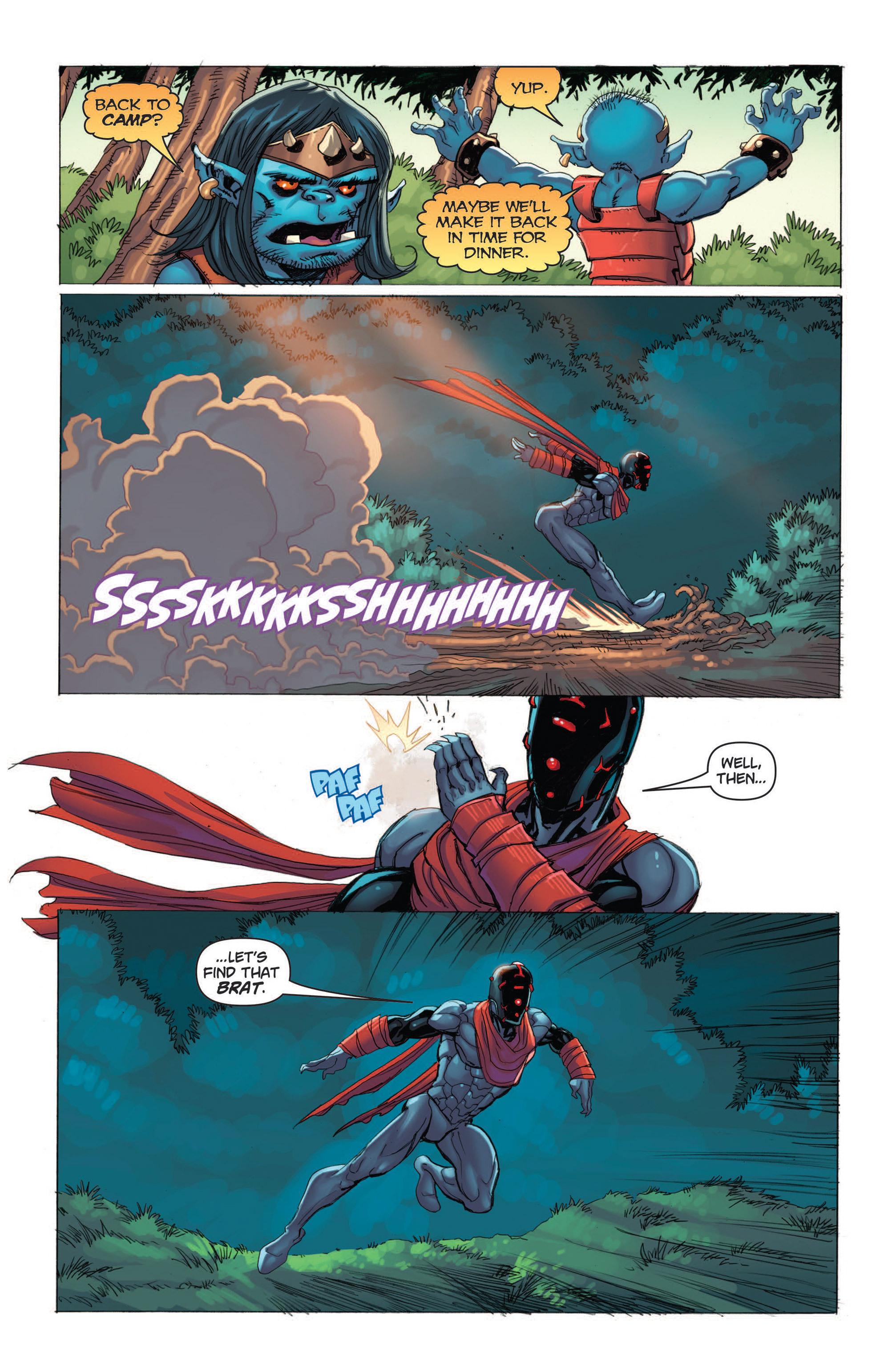 Read online Skyward comic -  Issue #4 - 16