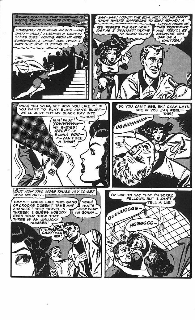 Read online Golden-Age Men of Mystery comic -  Issue #2 - 41