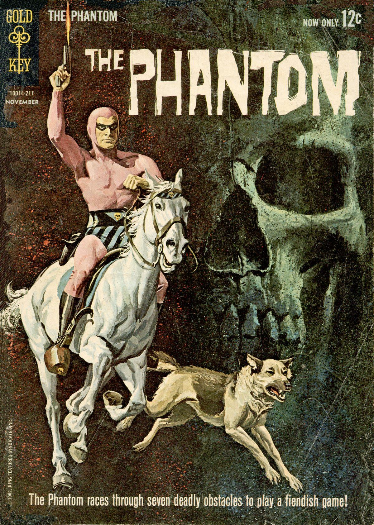 The Phantom (1962) 1 Page 1