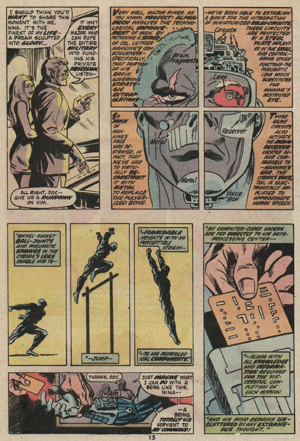 Read online Astonishing Tales (1970) comic -  Issue #25 - 10