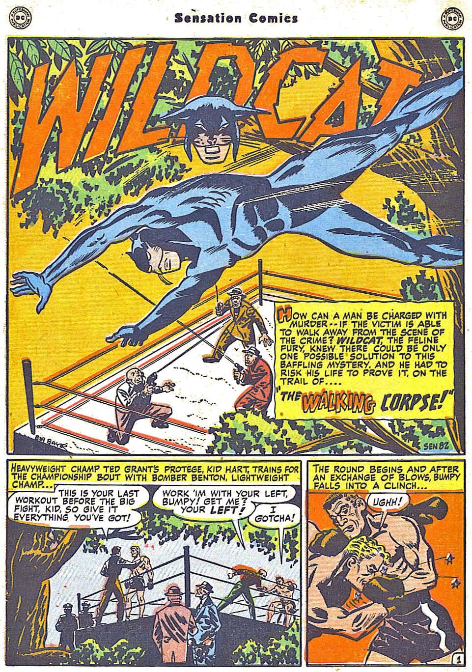 Read online Sensation (Mystery) Comics comic -  Issue #79 - 42