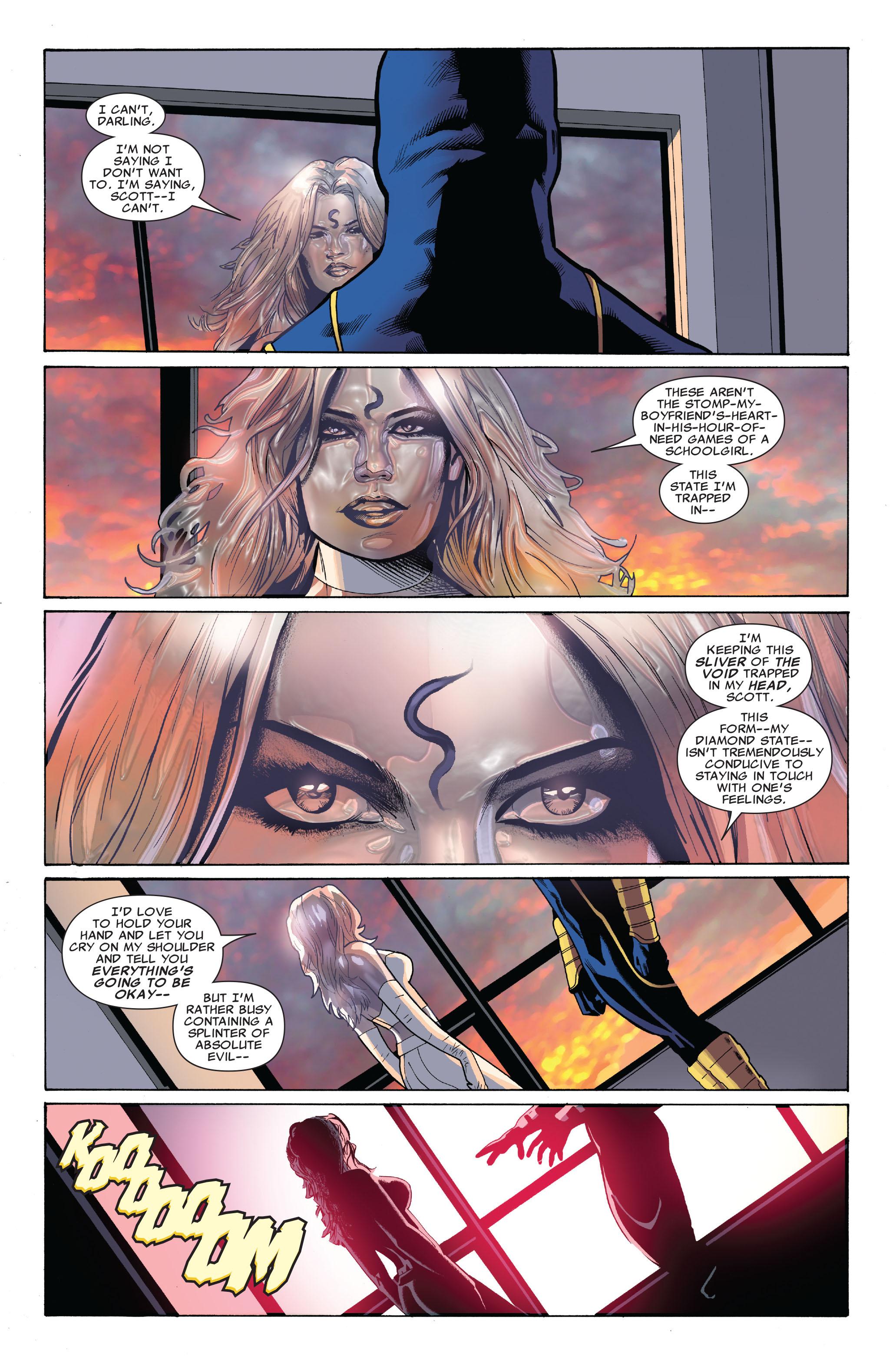 Read online Uncanny X-Men (1963) comic -  Issue #515 - 23