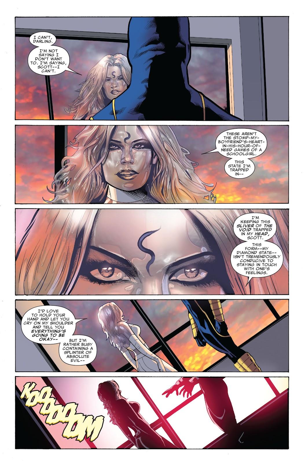 Uncanny X-Men (1963) issue 515 - Page 23