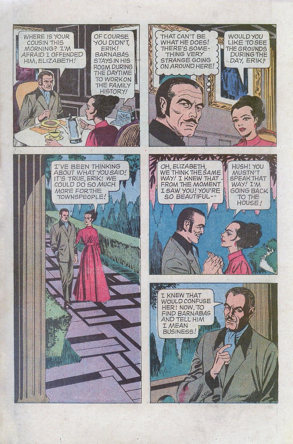 Dark Shadows (1969) issue 18 - Page 11