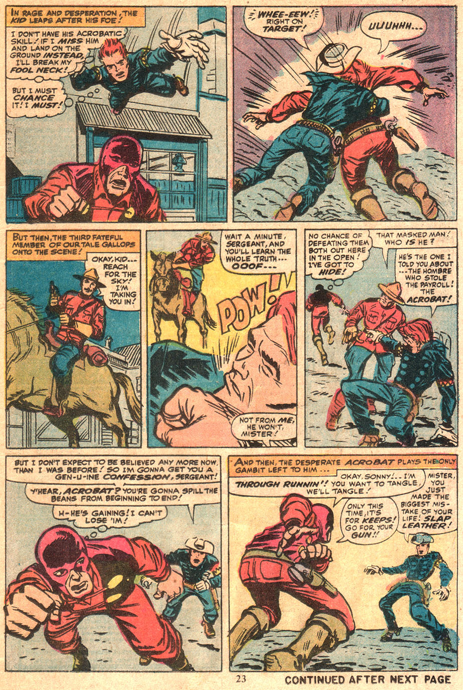 The Rawhide Kid (1955) issue 118 - Page 25