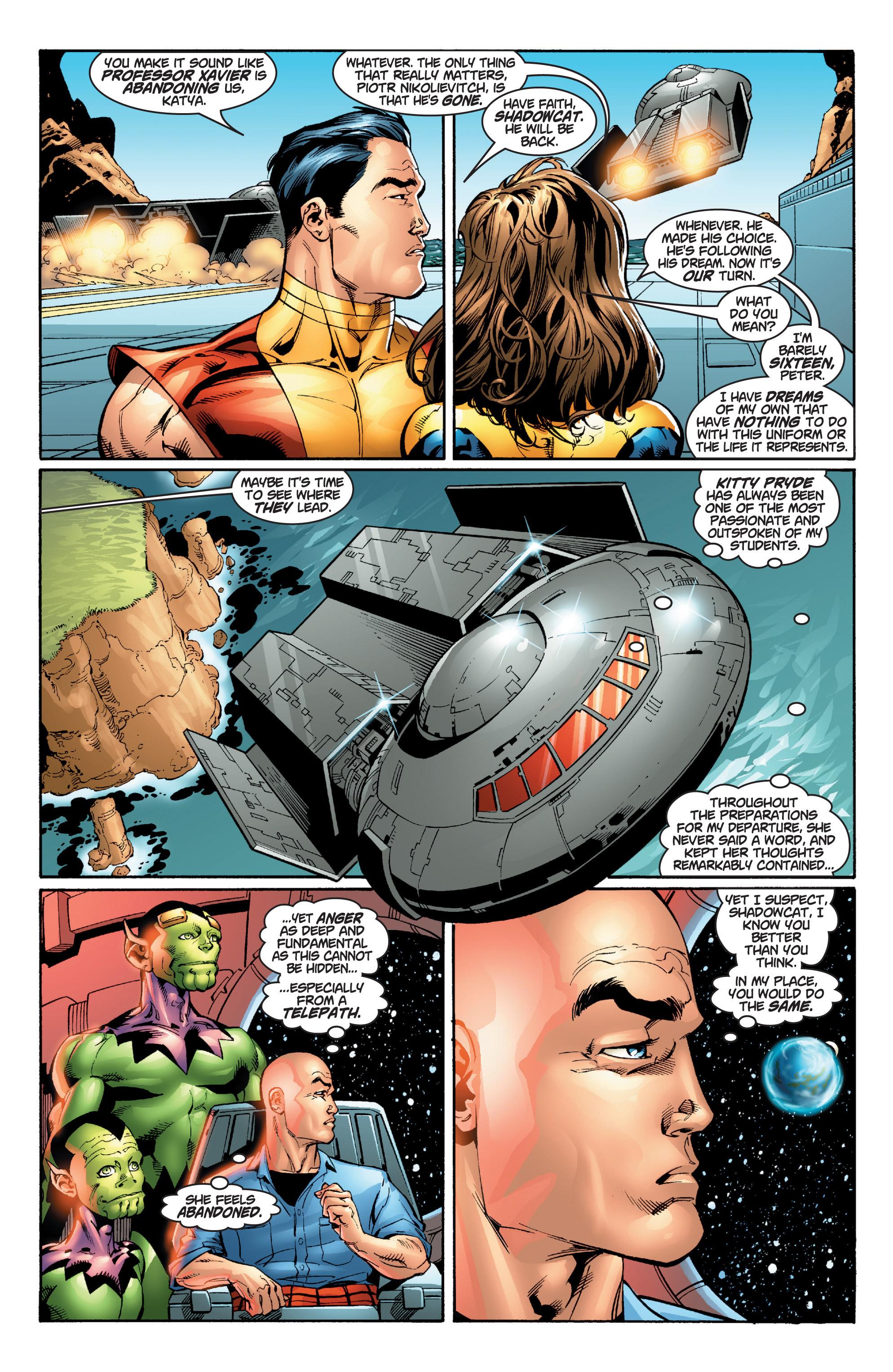 Read online Uncanny X-Men (1963) comic -  Issue #379 - 5