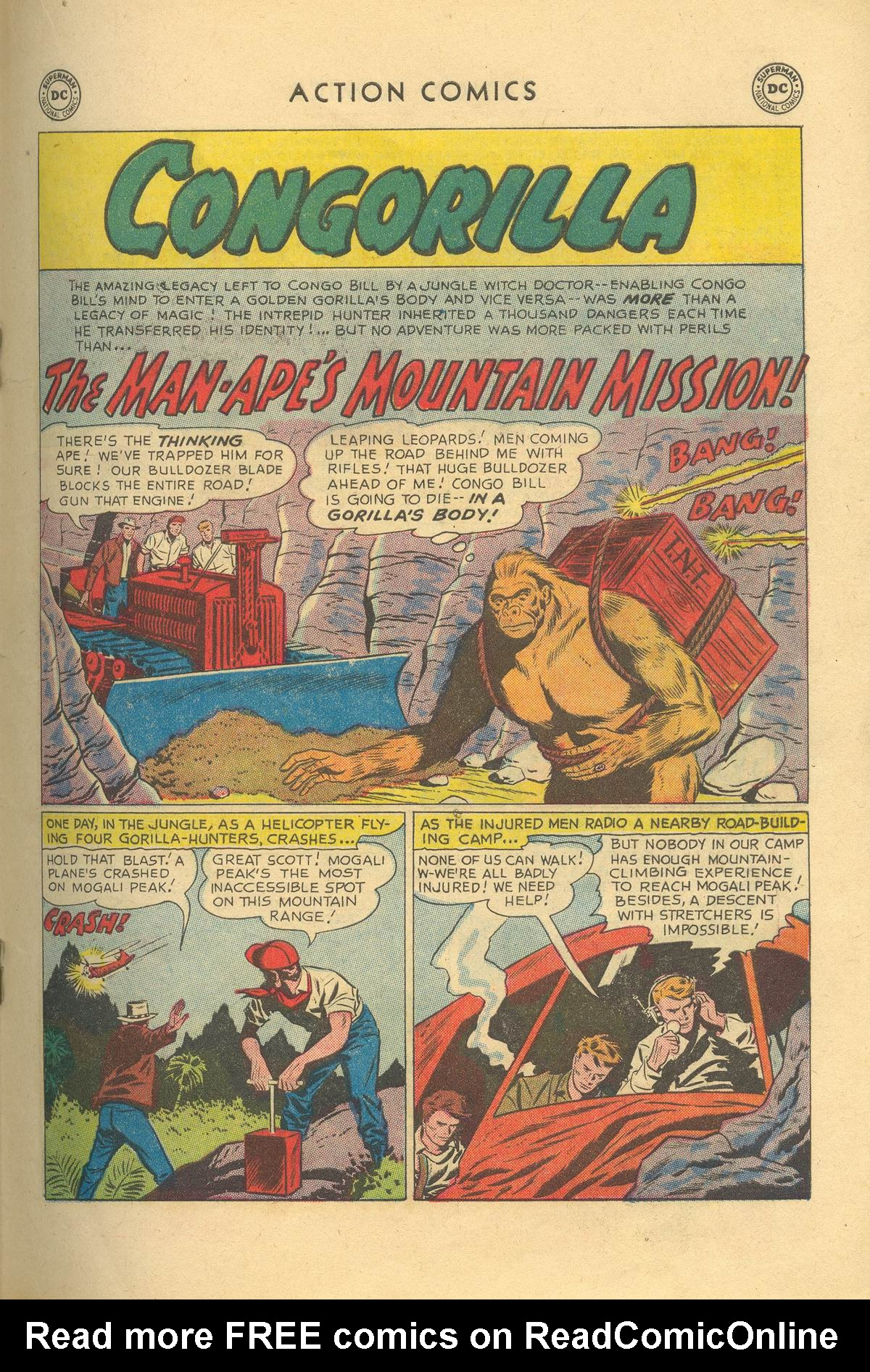 Read online Action Comics (1938) comic -  Issue #249 - 19