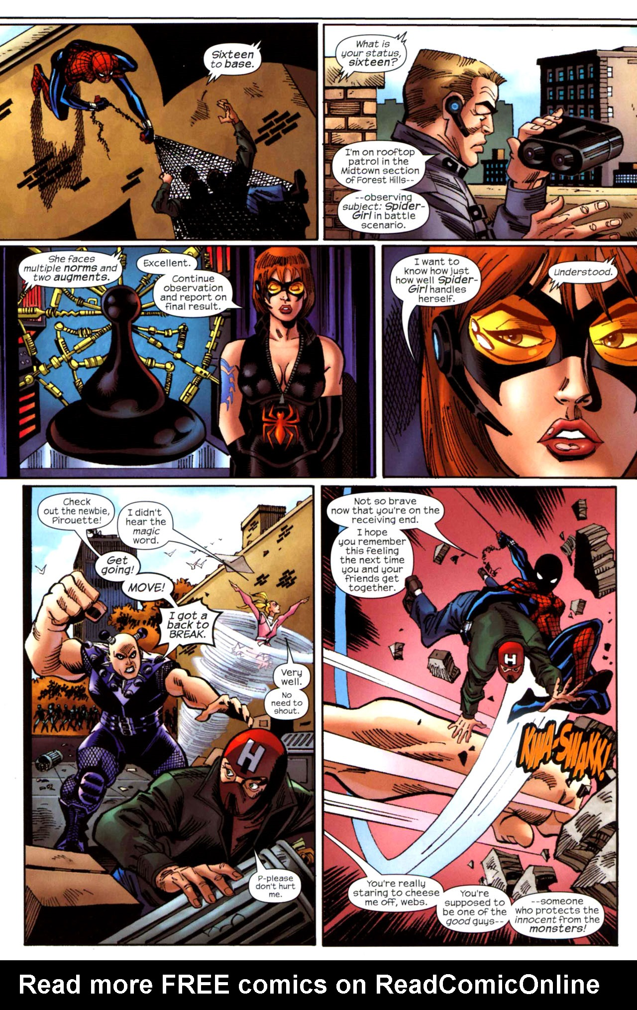 Read online Amazing Spider-Girl comic -  Issue #20 - 18
