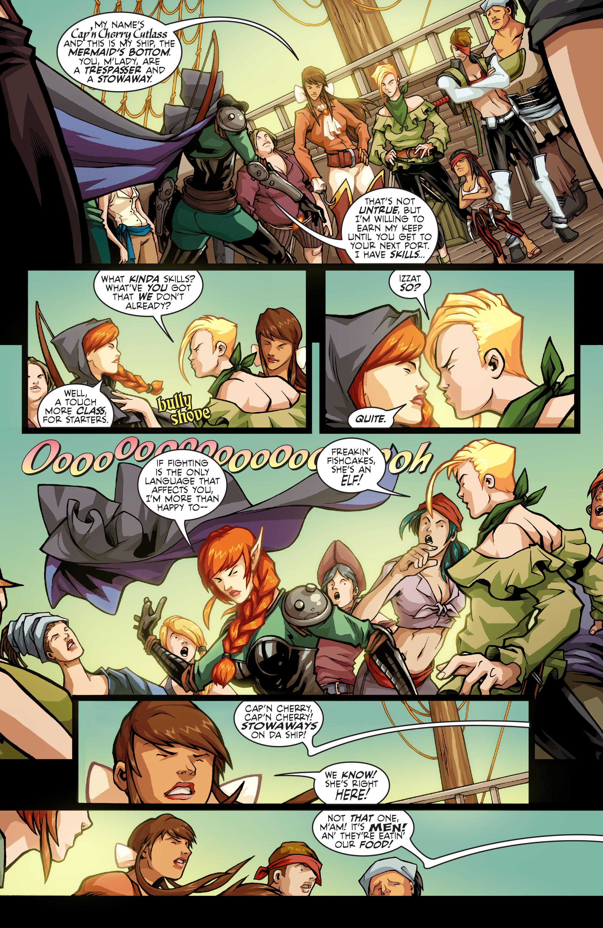 Read online Skullkickers comic -  Issue #13 - 10